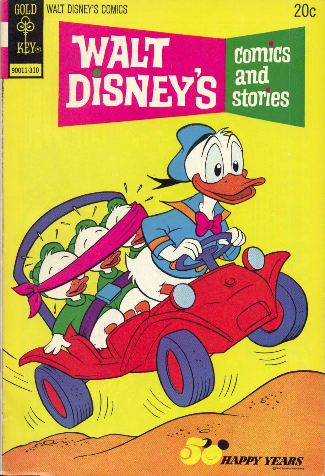 Walt Disneys Comics and Stories 397 Page 1