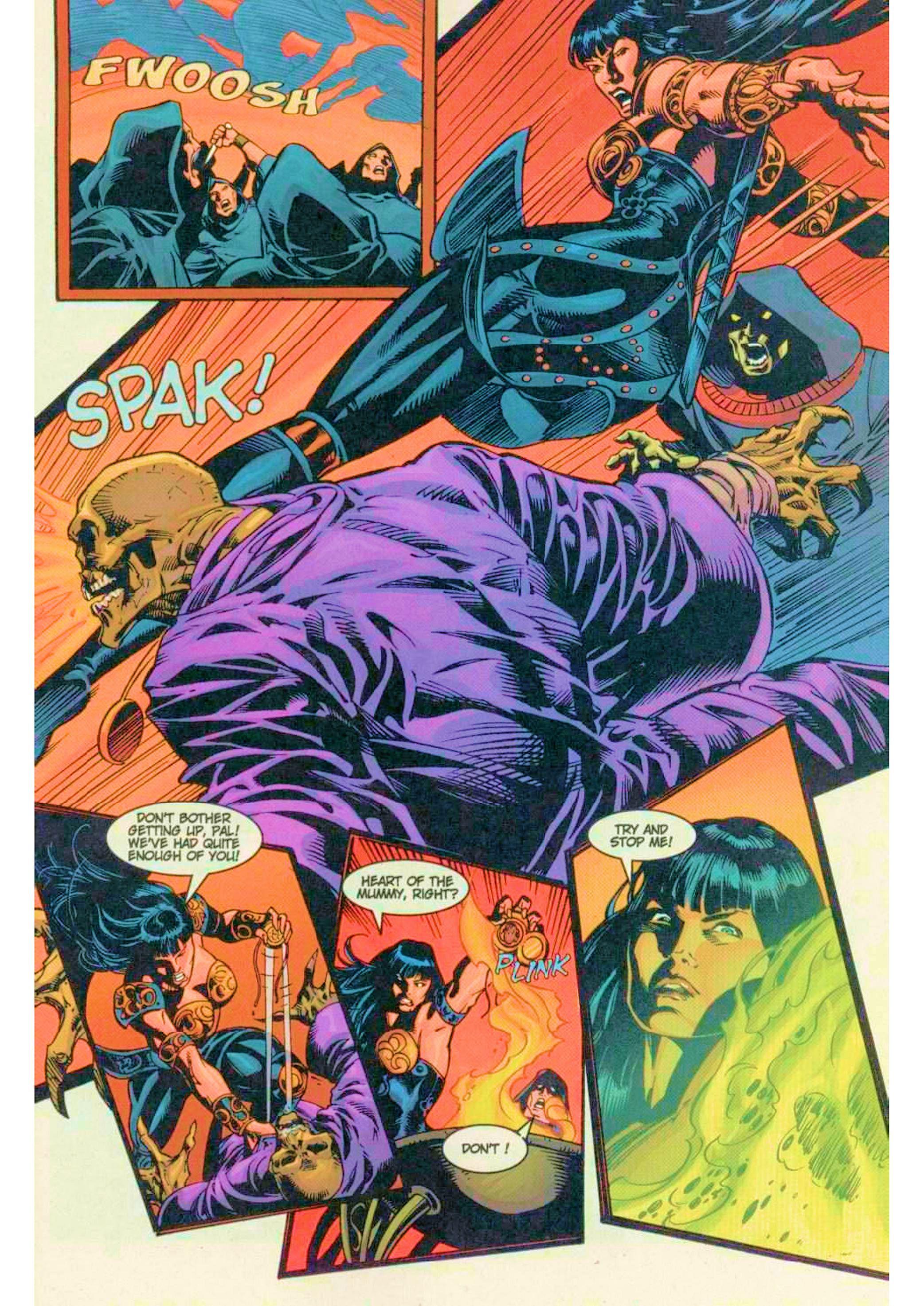 Read online Xena: Warrior Princess (1999) comic -  Issue #6 - 20