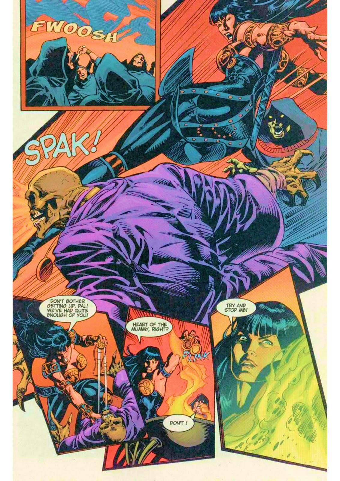 Xena: Warrior Princess (1999) Issue #6 #6 - English 20