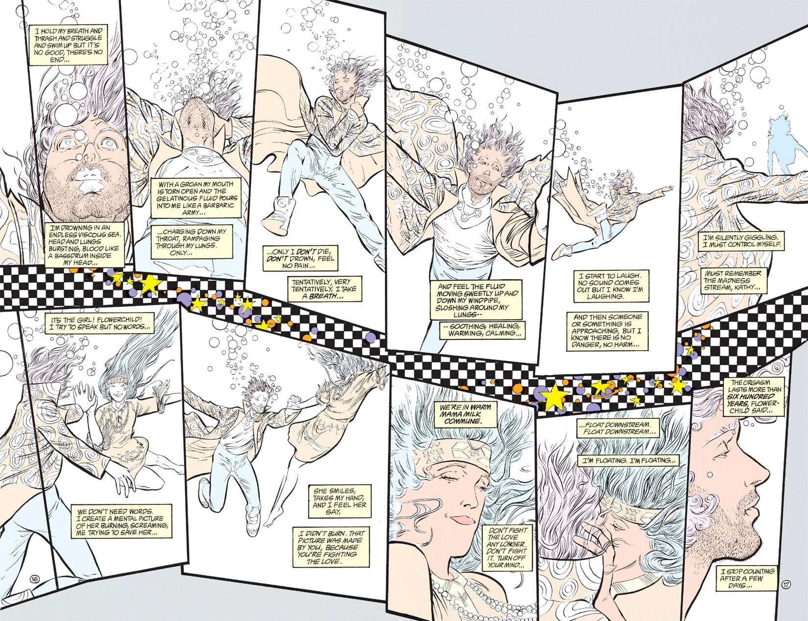 Read online Shade, the Changing Man comic -  Issue #8 - 14