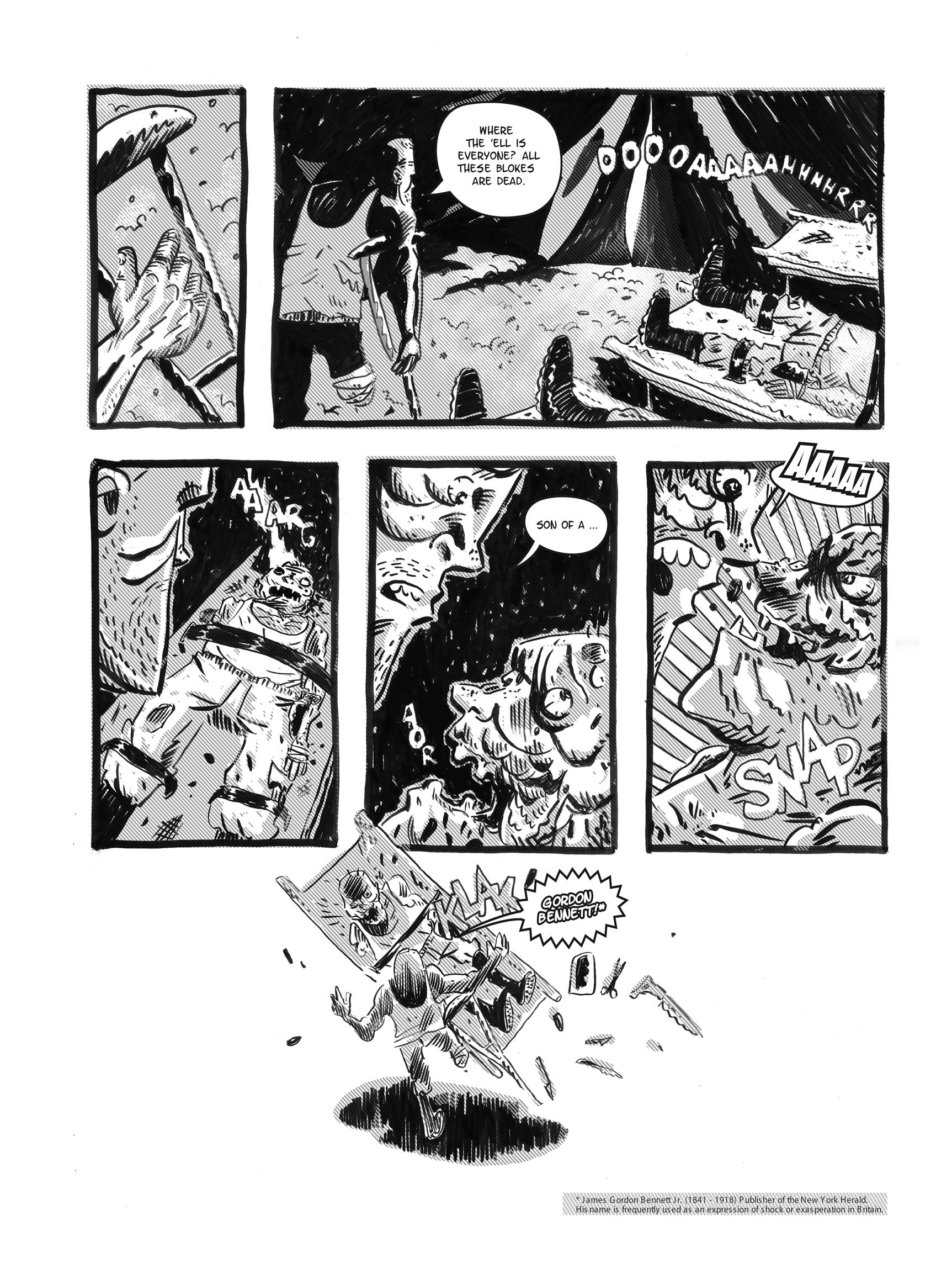 Read online FUBAR comic -  Issue #1 - 66
