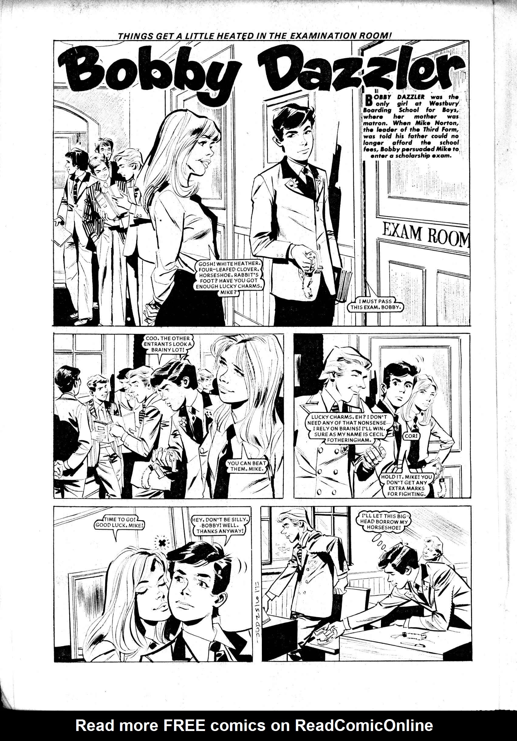 Read online Judy comic -  Issue #824 - 30
