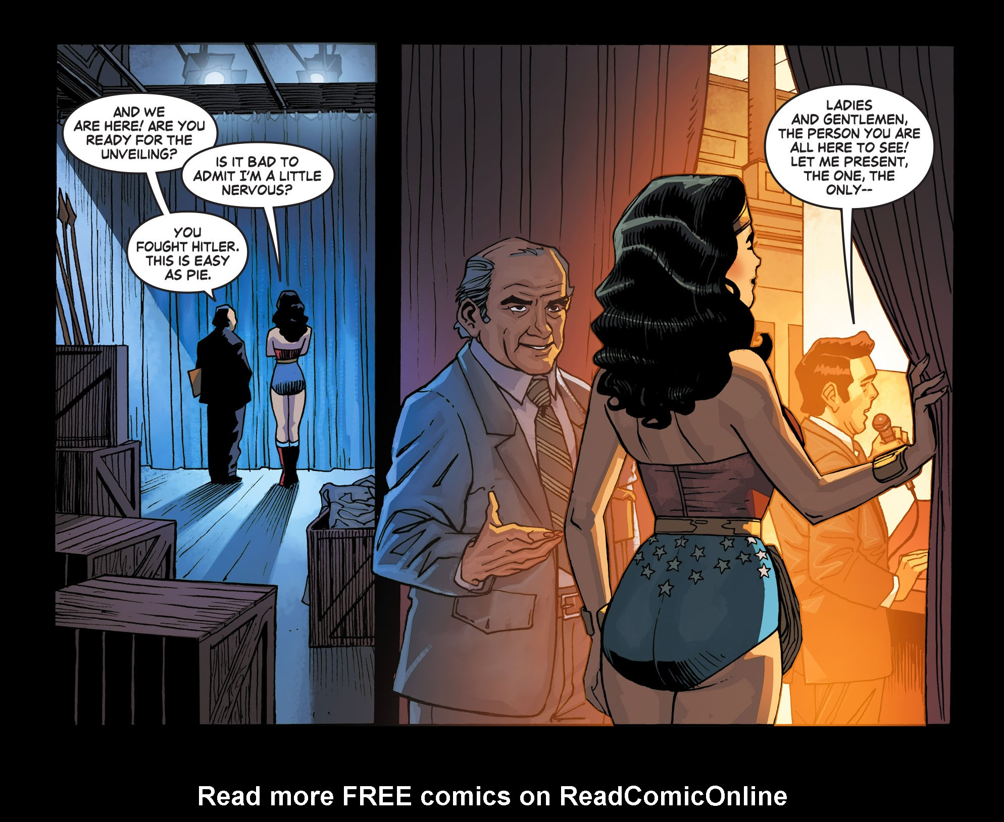 Read online Wonder Woman '77 [I] comic -  Issue #8 - 4