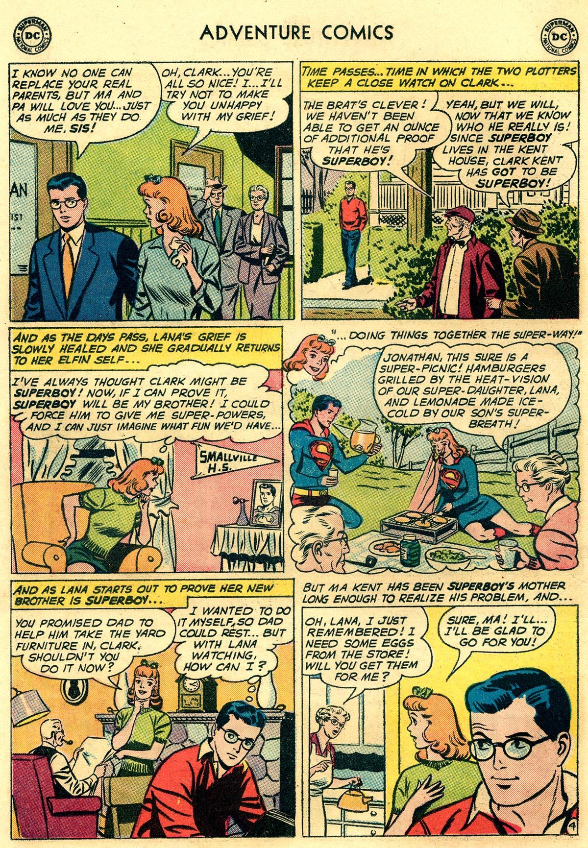 Read online Adventure Comics (1938) comic -  Issue #297 - 6