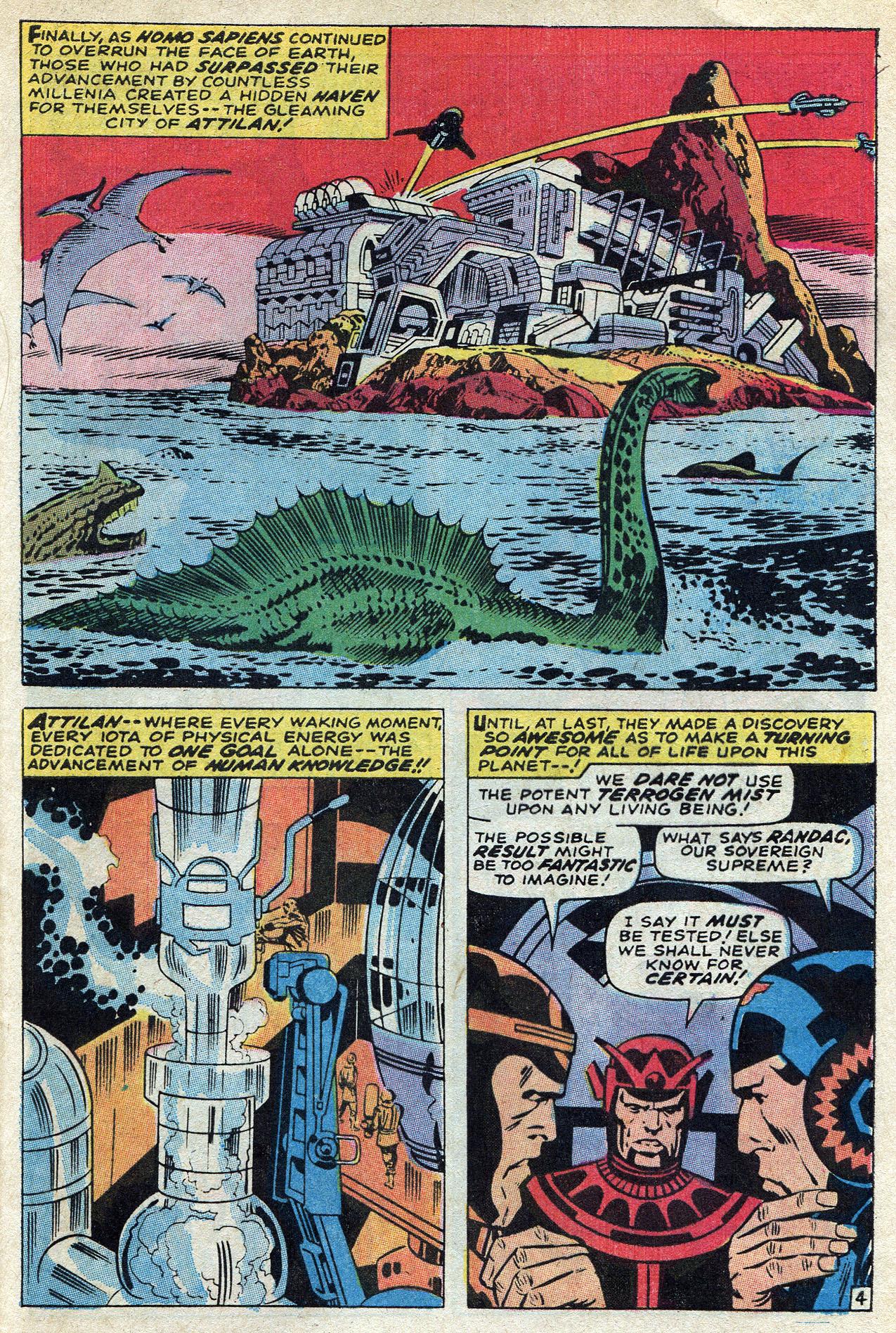 Read online Amazing Adventures (1970) comic -  Issue #10 - 29