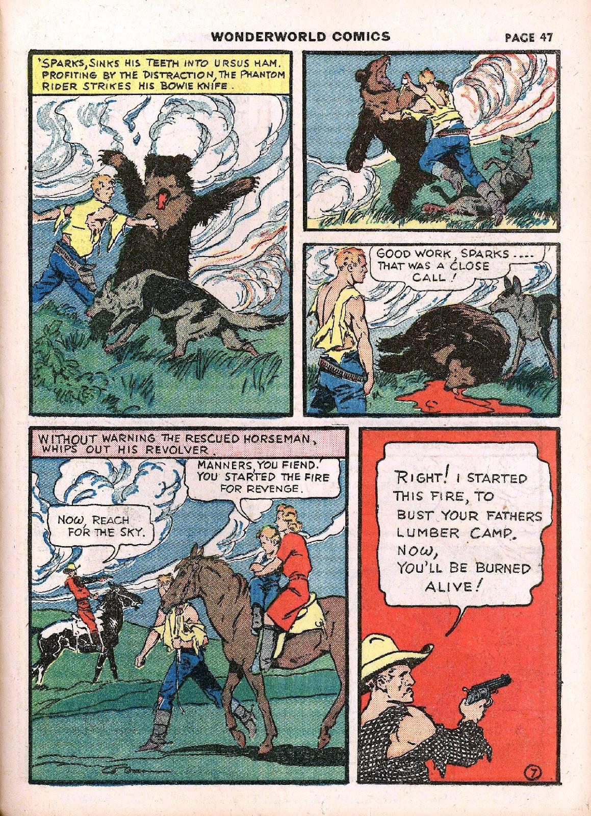 Wonderworld Comics issue 14 - Page 49
