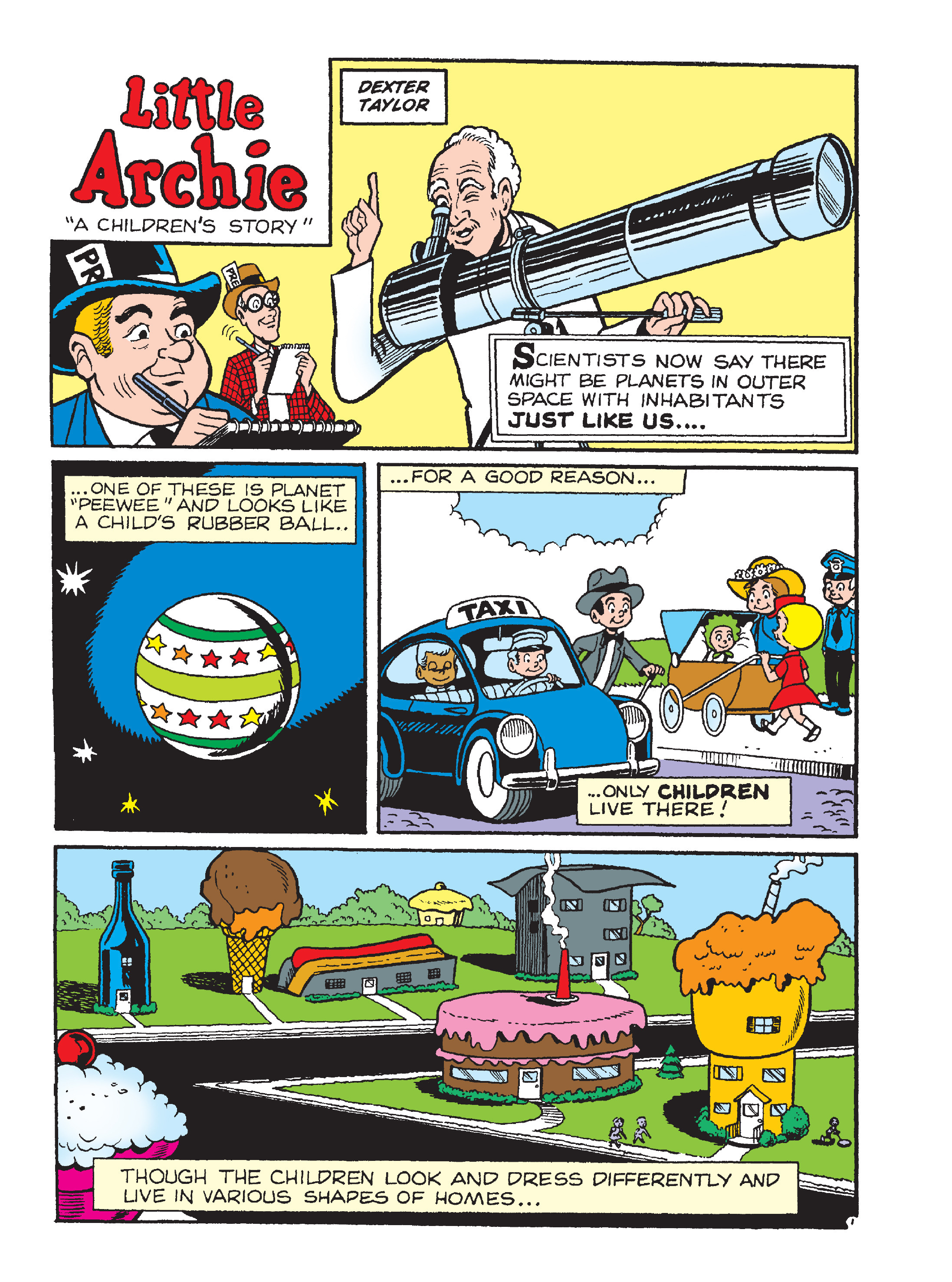 Read online Archie's Funhouse Double Digest comic -  Issue #23 - 158
