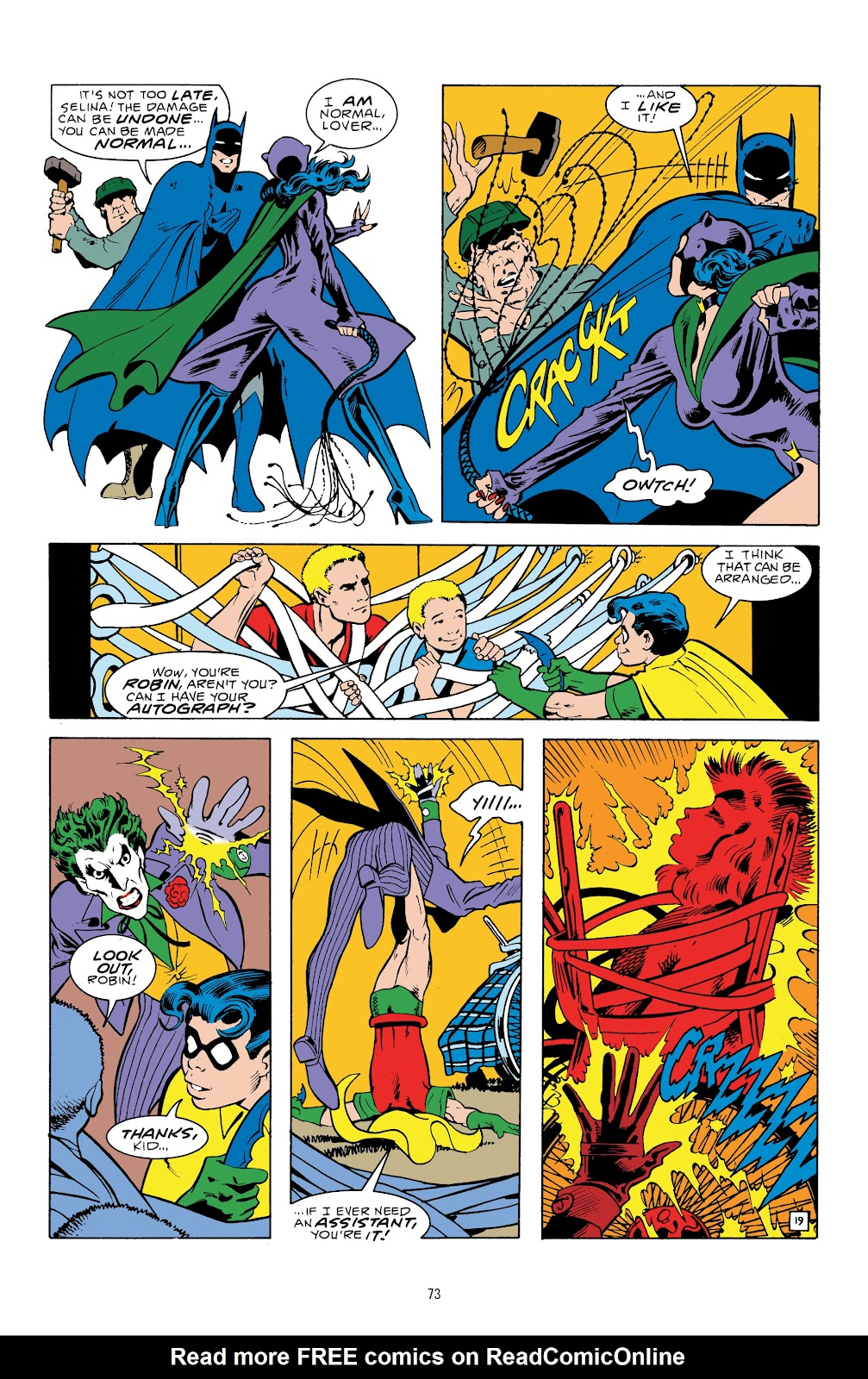 Read online Detective Comics (1937) comic -  Issue # _TPB Batman - The Dark Knight Detective 1 (Part 1) - 73