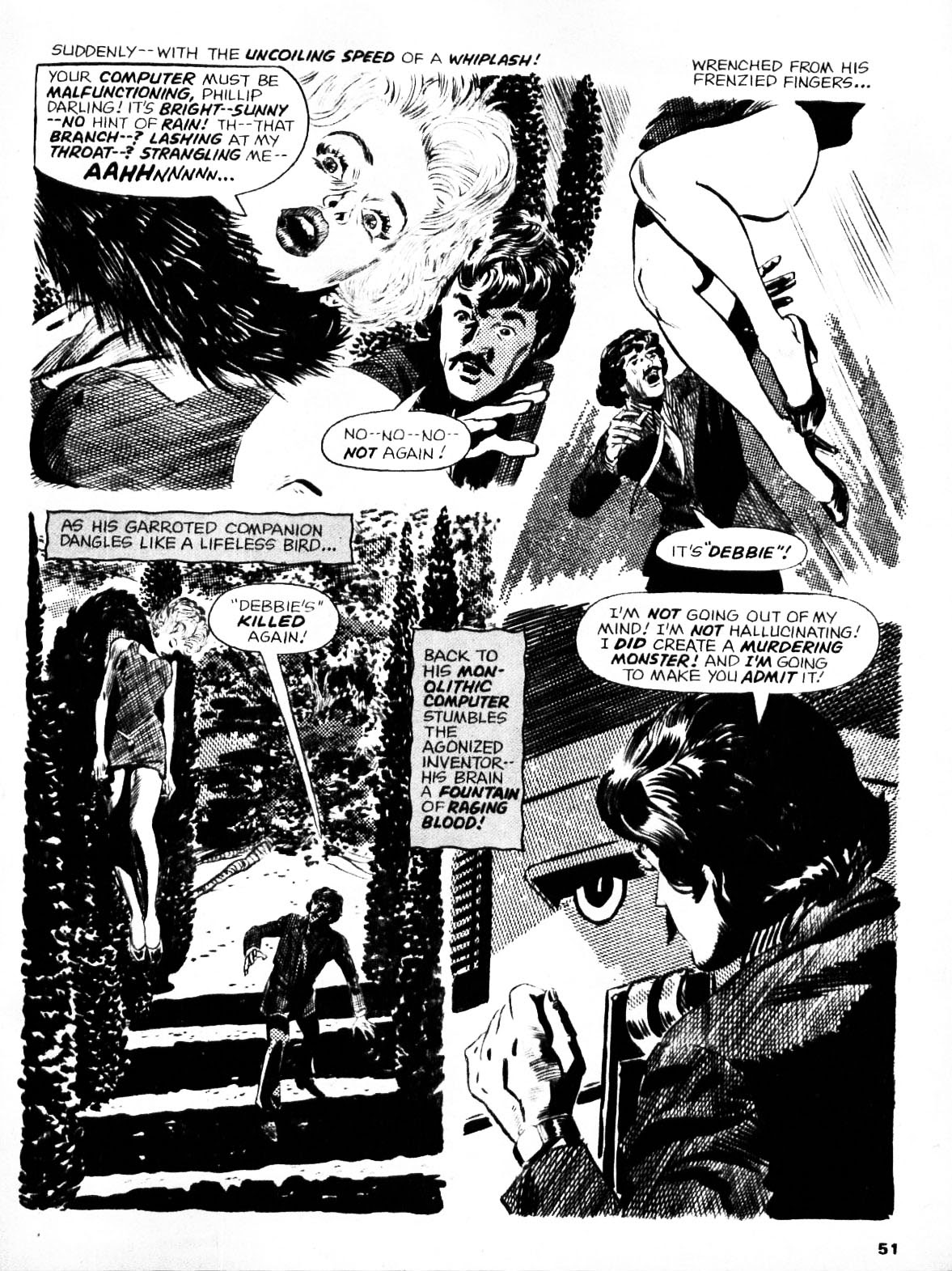 Nightmare (1970) issue 21 - Page 50
