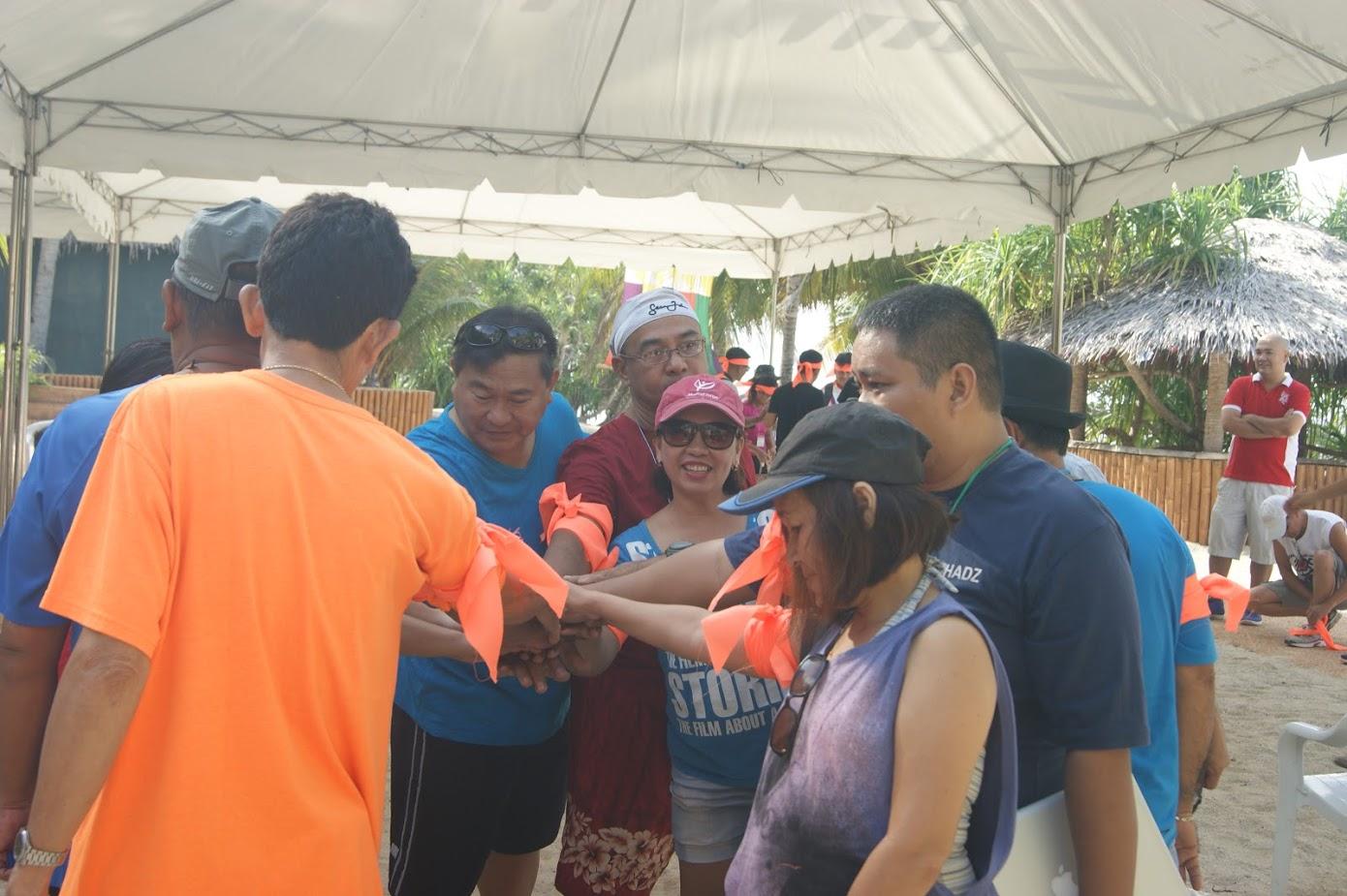 Cebu Teambuilding Services in 2015