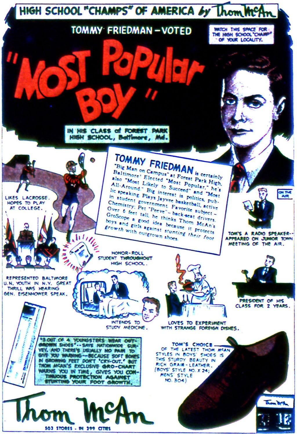 Read online Adventure Comics (1938) comic -  Issue #123 - 52