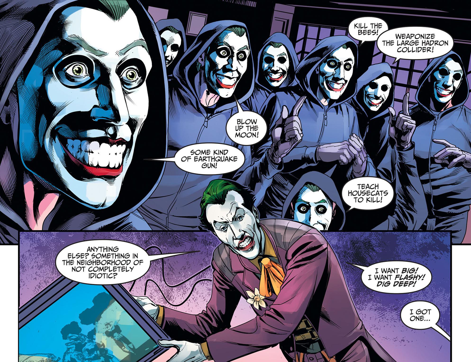 Read online Injustice: Ground Zero comic -  Issue #16 - 12