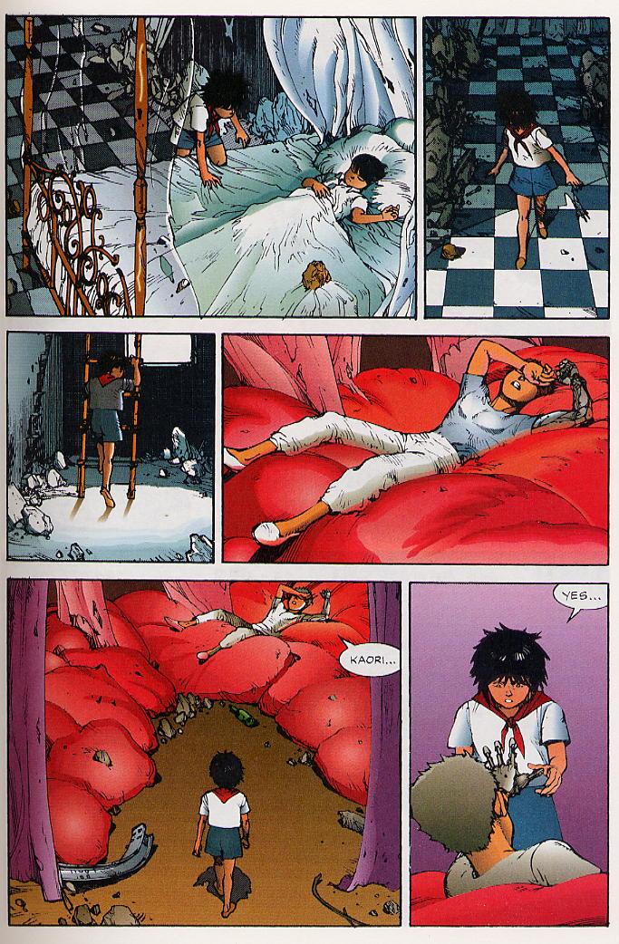 Read online Akira comic -  Issue #25 - 16