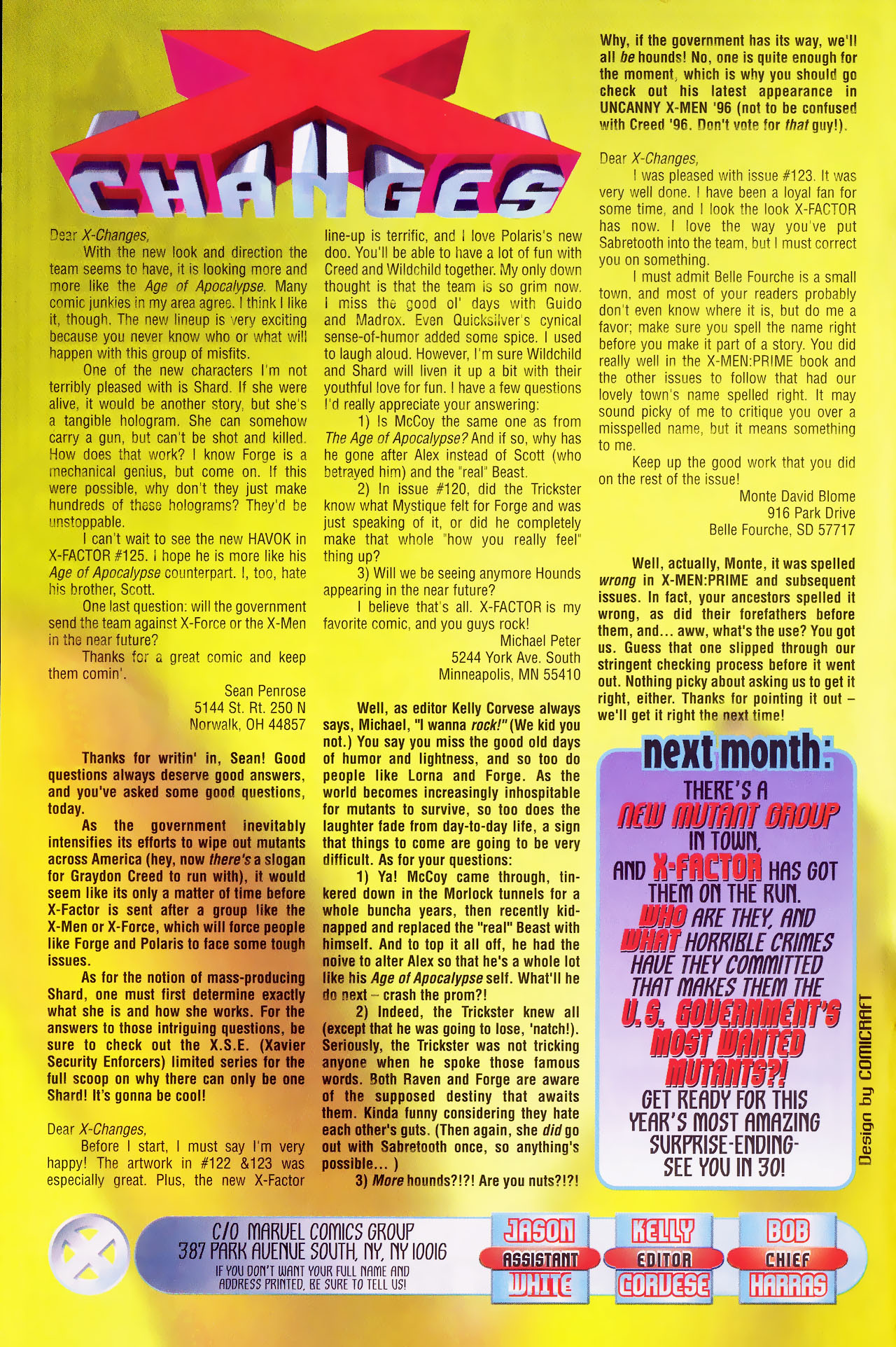 Read online X-Factor (1986) comic -  Issue #127 - 36