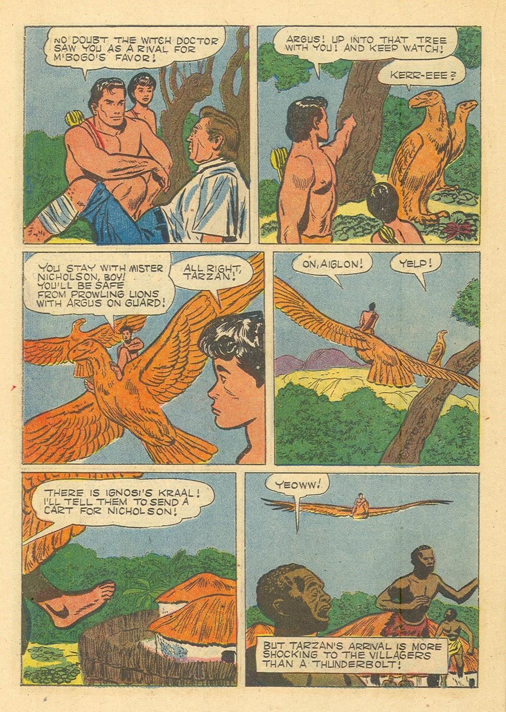 Tarzan (1948) issue 65 - Page 22