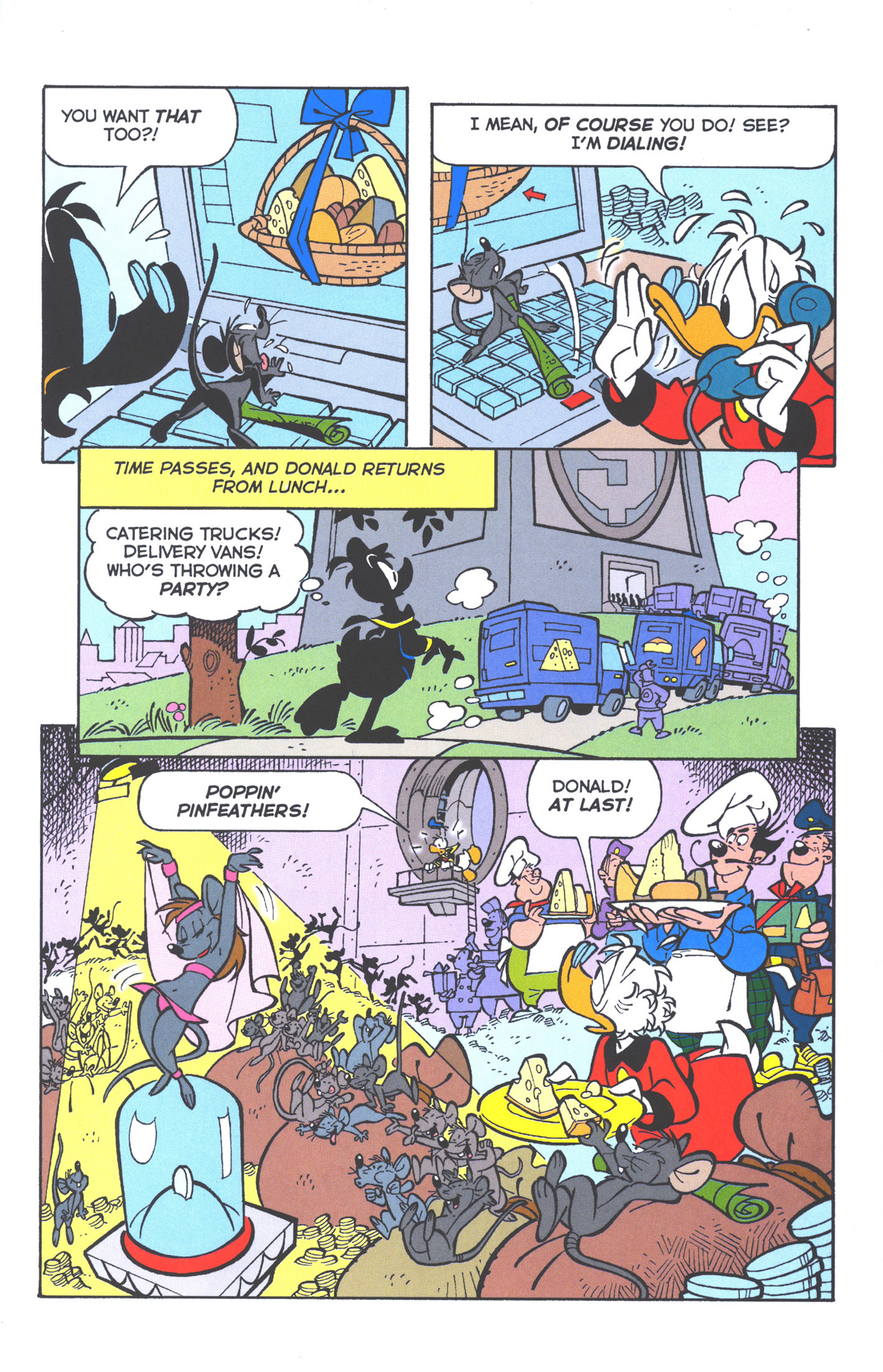 Read online Uncle Scrooge (1953) comic -  Issue #377 - 11
