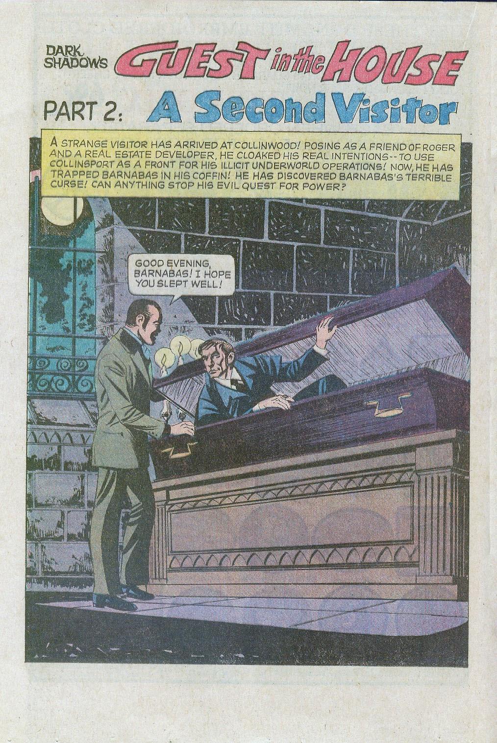 Dark Shadows (1969) issue 18 - Page 20