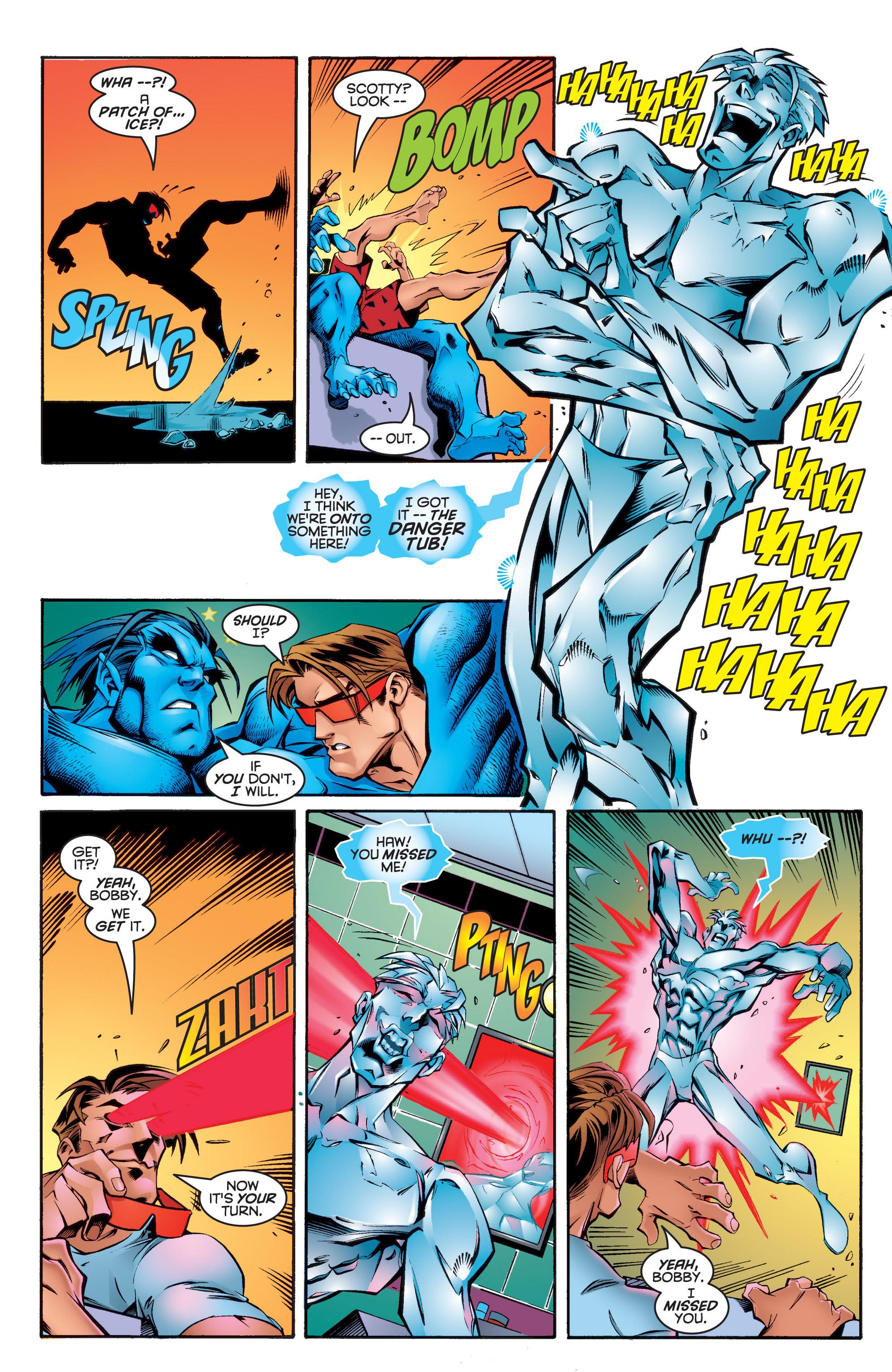 Read online Uncanny X-Men (1963) comic -  Issue #337 - 14