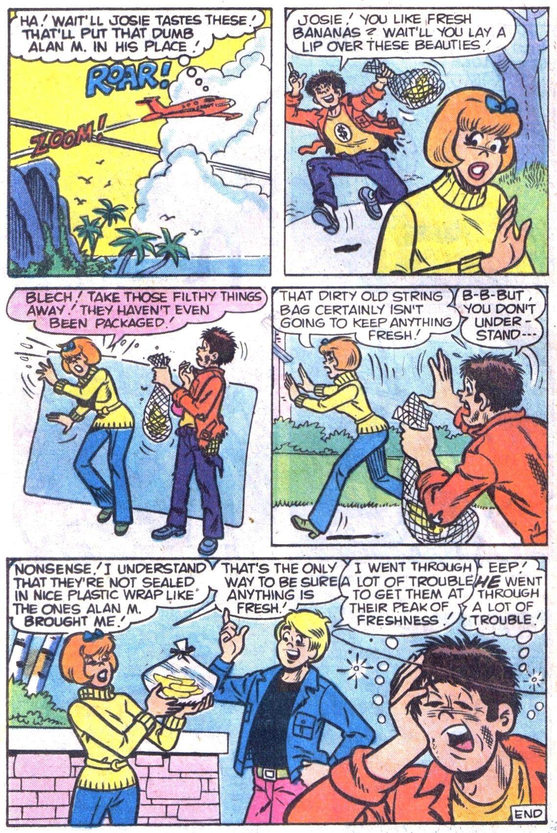 Read online She's Josie comic -  Issue #103 - 24