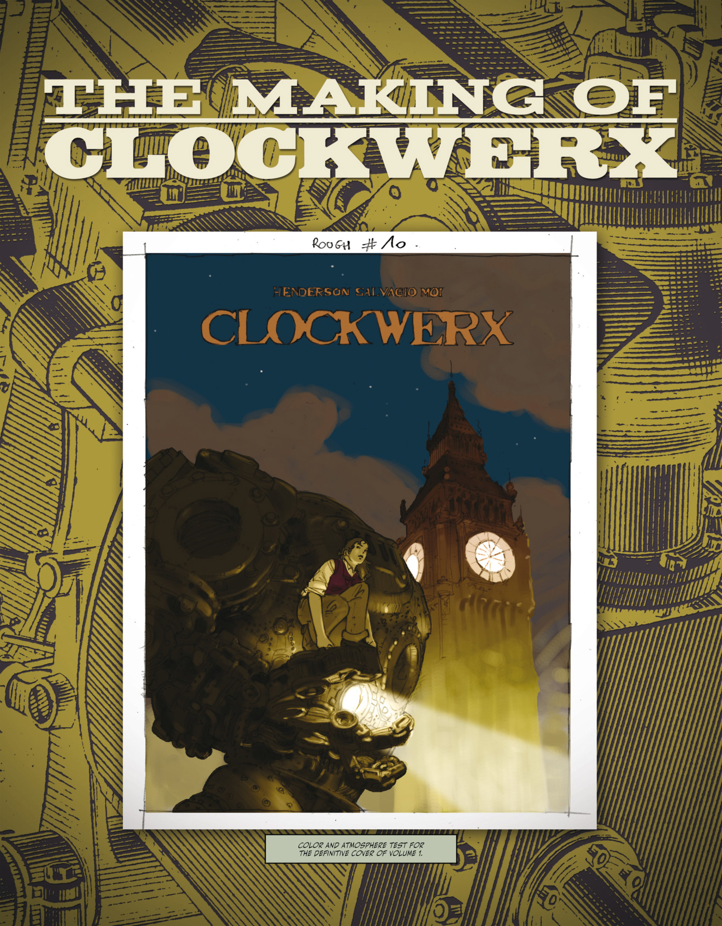 Read online Clockwerx comic -  Issue #2 - 54
