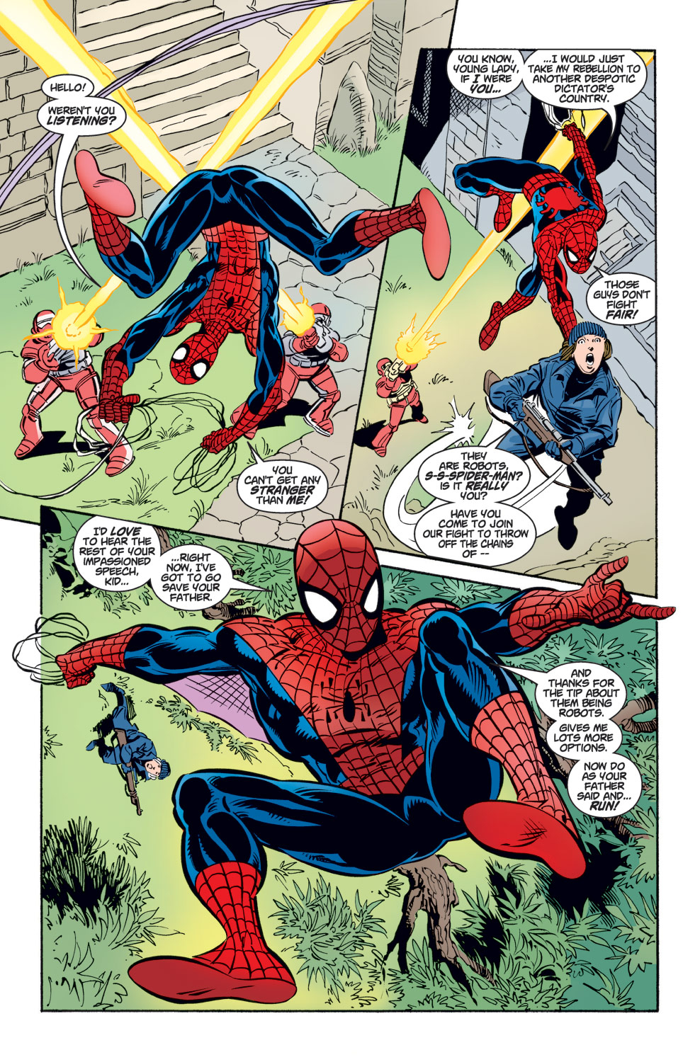 The Amazing Spider-Man (1999) 15 Page 9