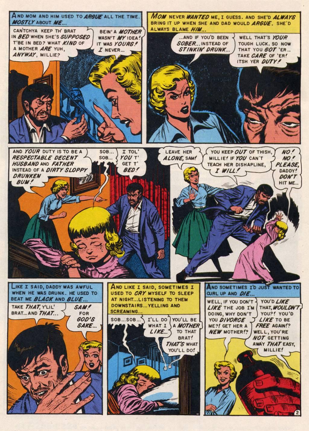 Read online Shock SuspenStories comic -  Issue #14 - 3
