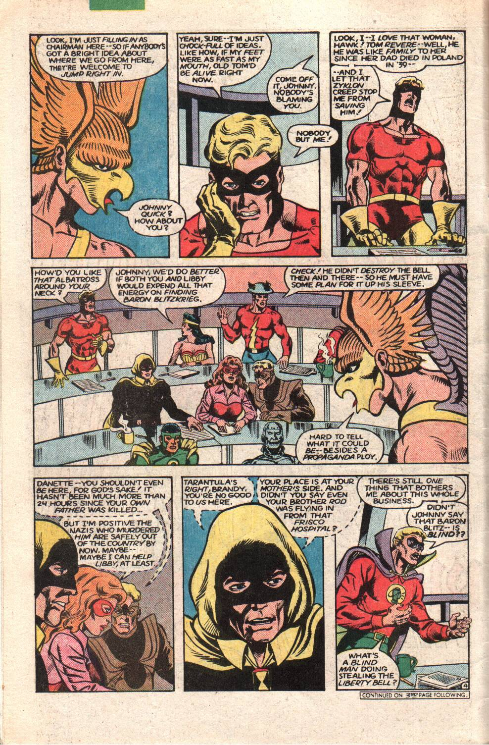 Read online All-Star Squadron comic -  Issue #46 - 6