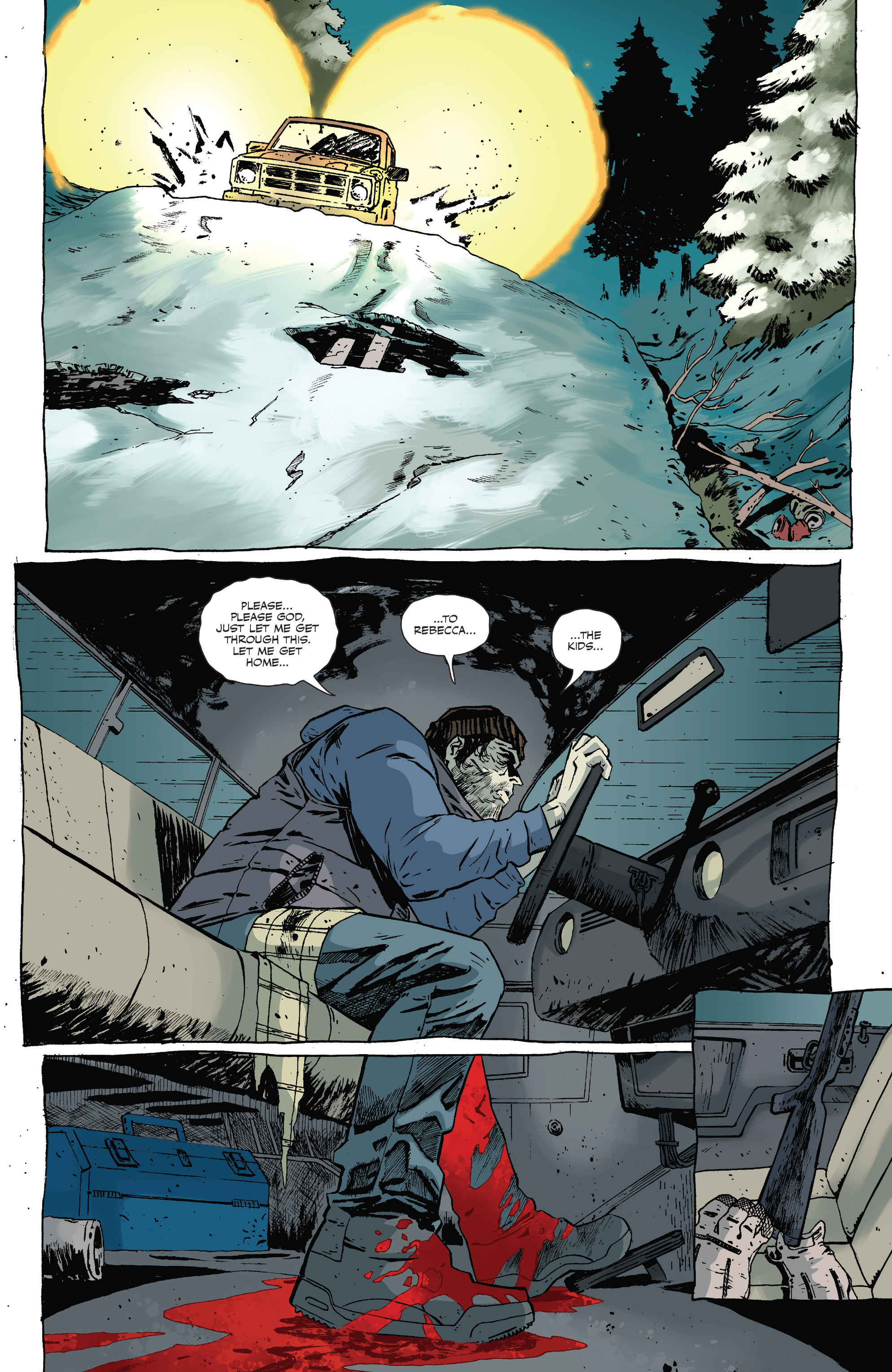 Read online Sheltered comic -  Issue #10 - 5