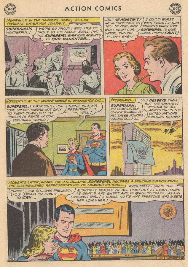 Read online Action Comics (1938) comic -  Issue #285 - 11