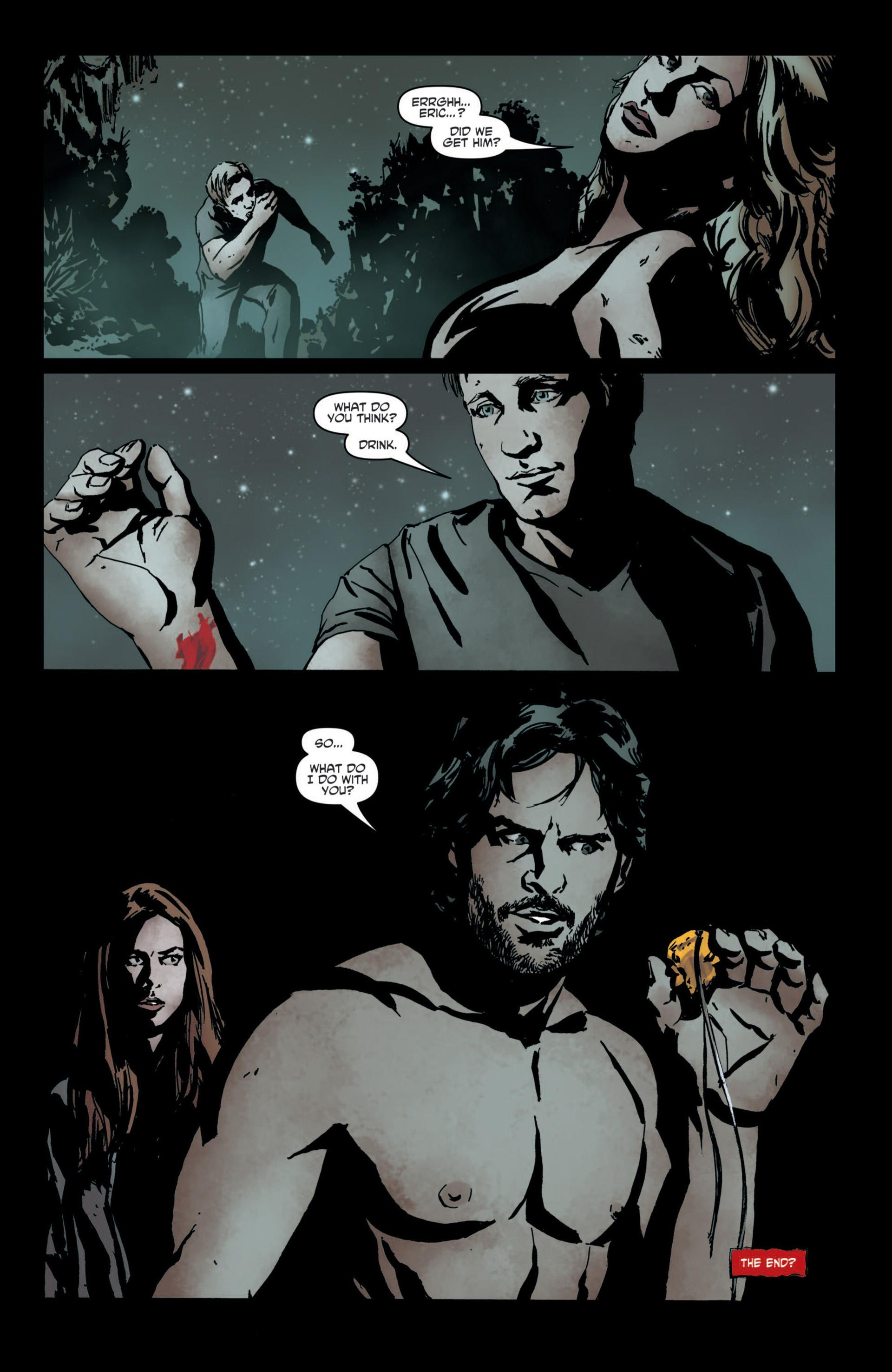 Read online True Blood (2012) comic -  Issue #9 - 24