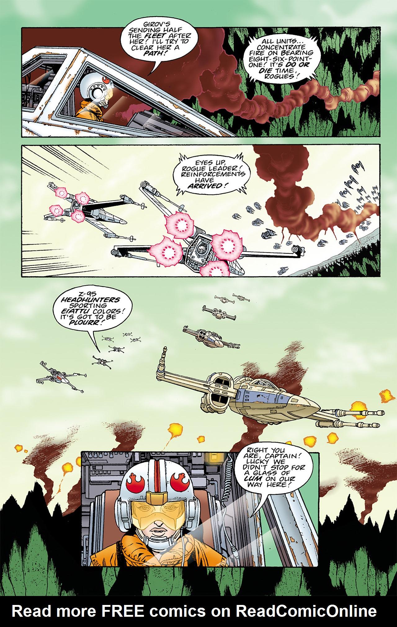 Read online Star Wars Omnibus comic -  Issue # Vol. 2 - 289