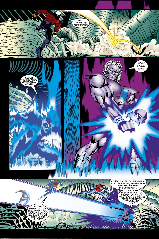 Captain Marvel (1999) Issue #19 #20 - English 12