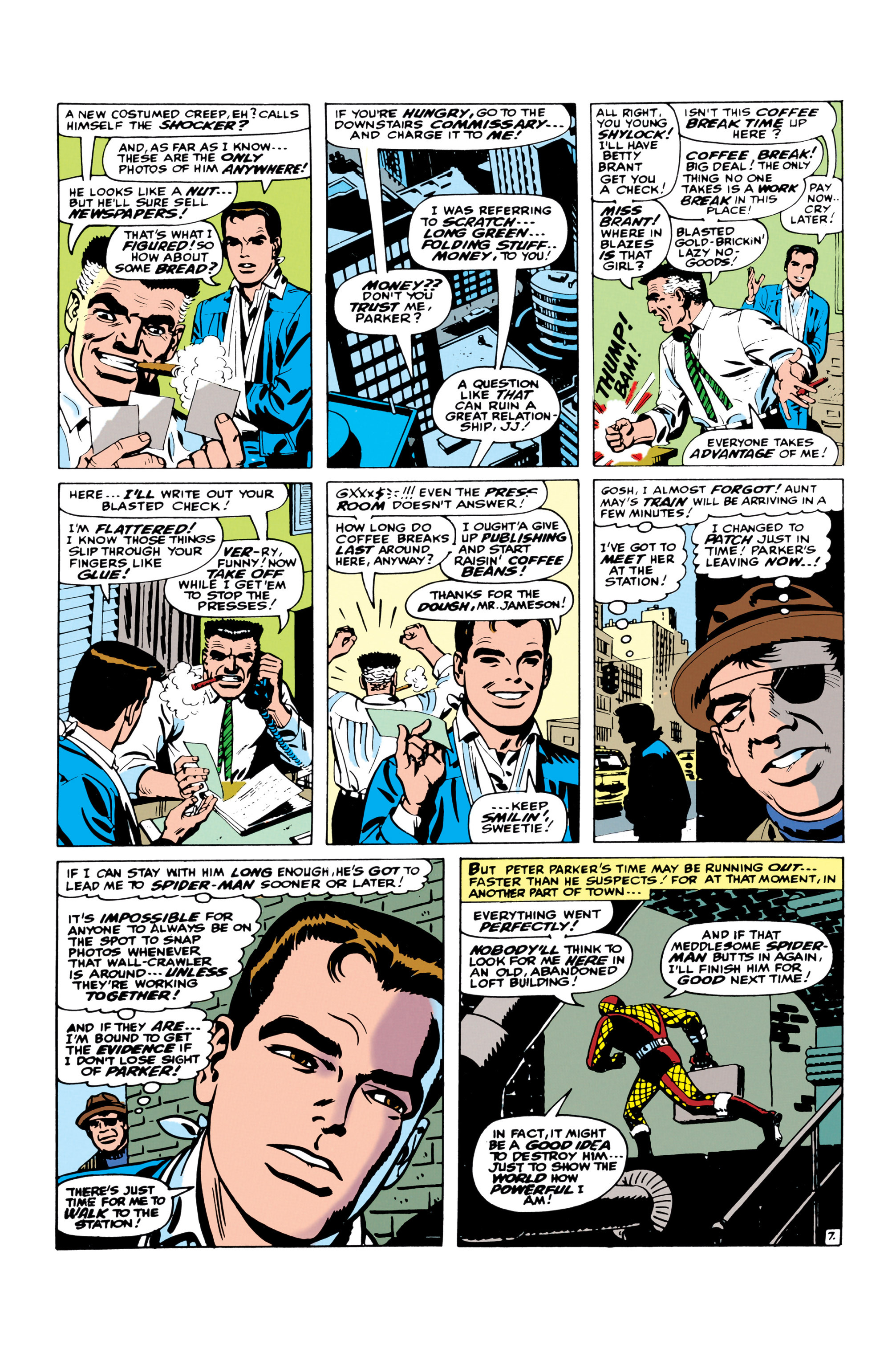 The Amazing Spider-Man (1963) 46 Page 7