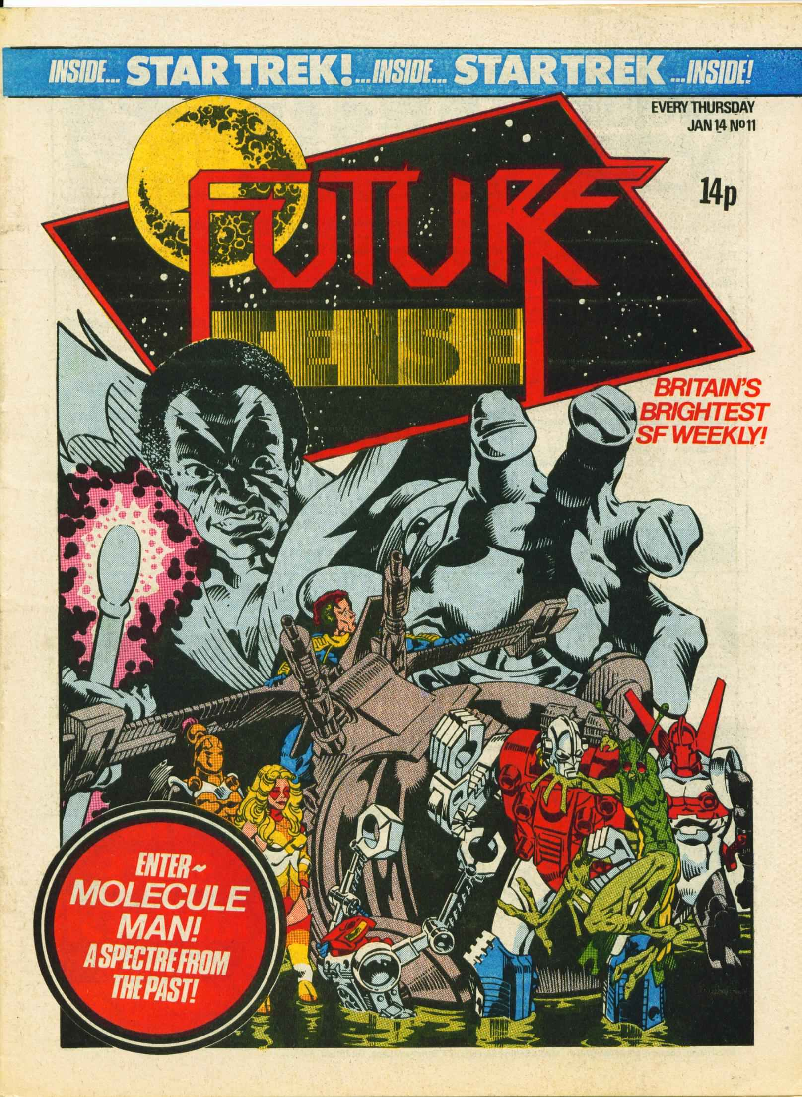 Read online Future Tense comic -  Issue #11 - 1