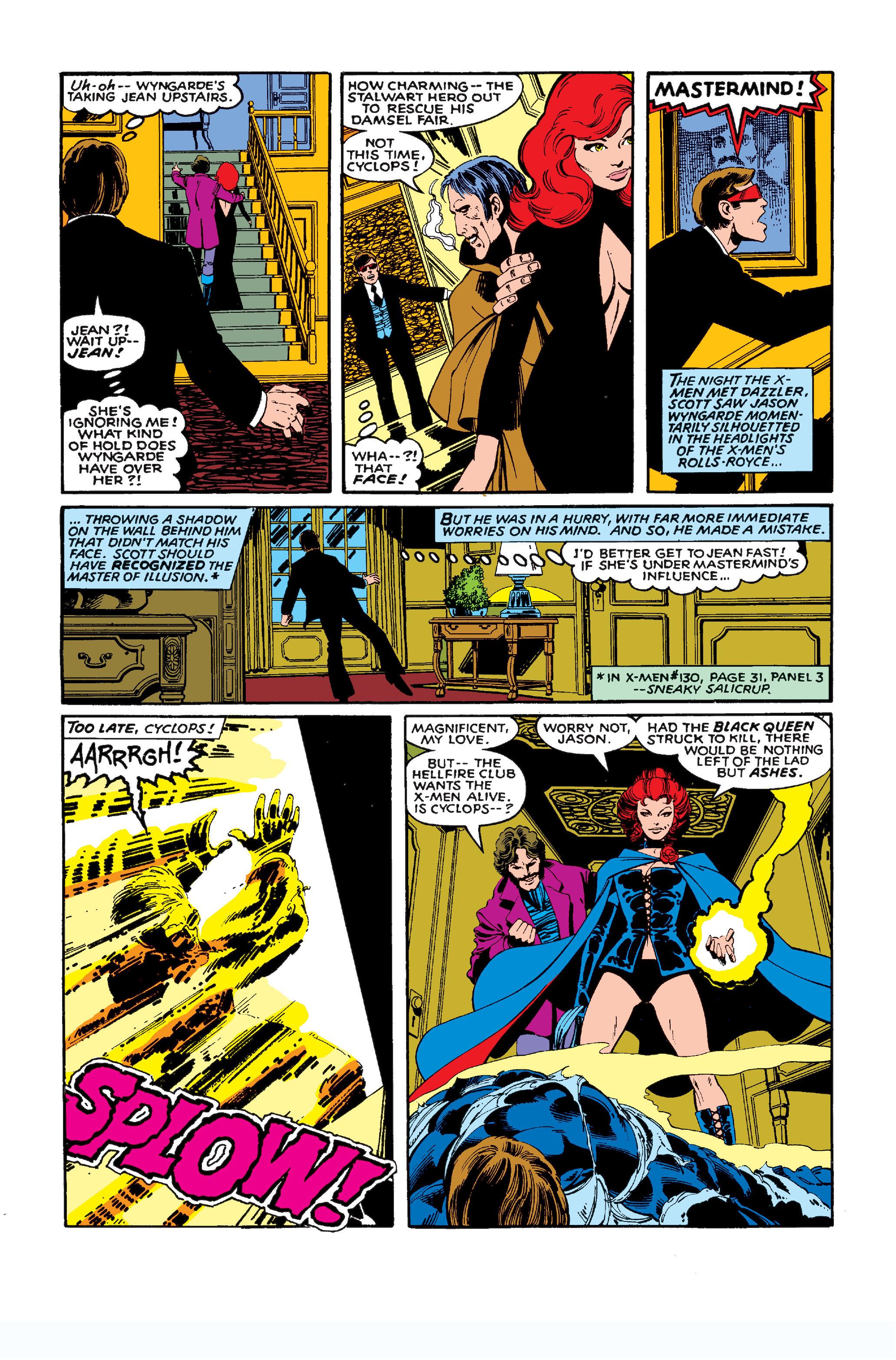 Uncanny X-Men (1963) 132 Page 10