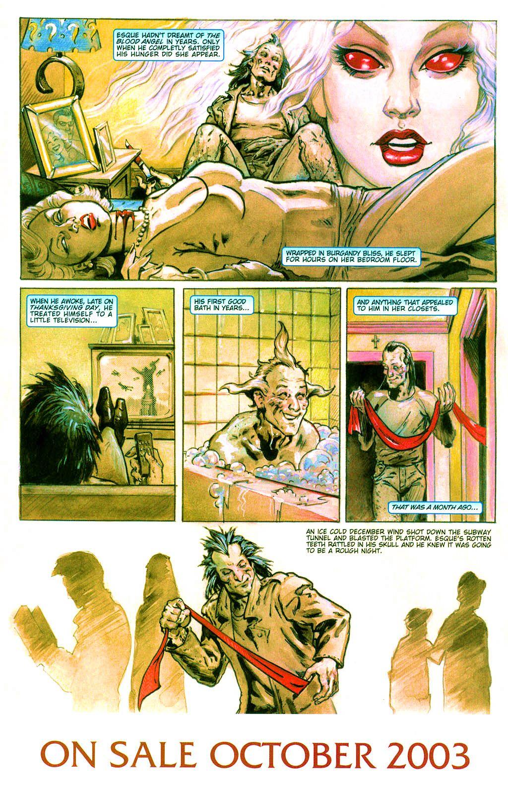 Read online Dawn: Three Tiers comic -  Issue #2 - 31