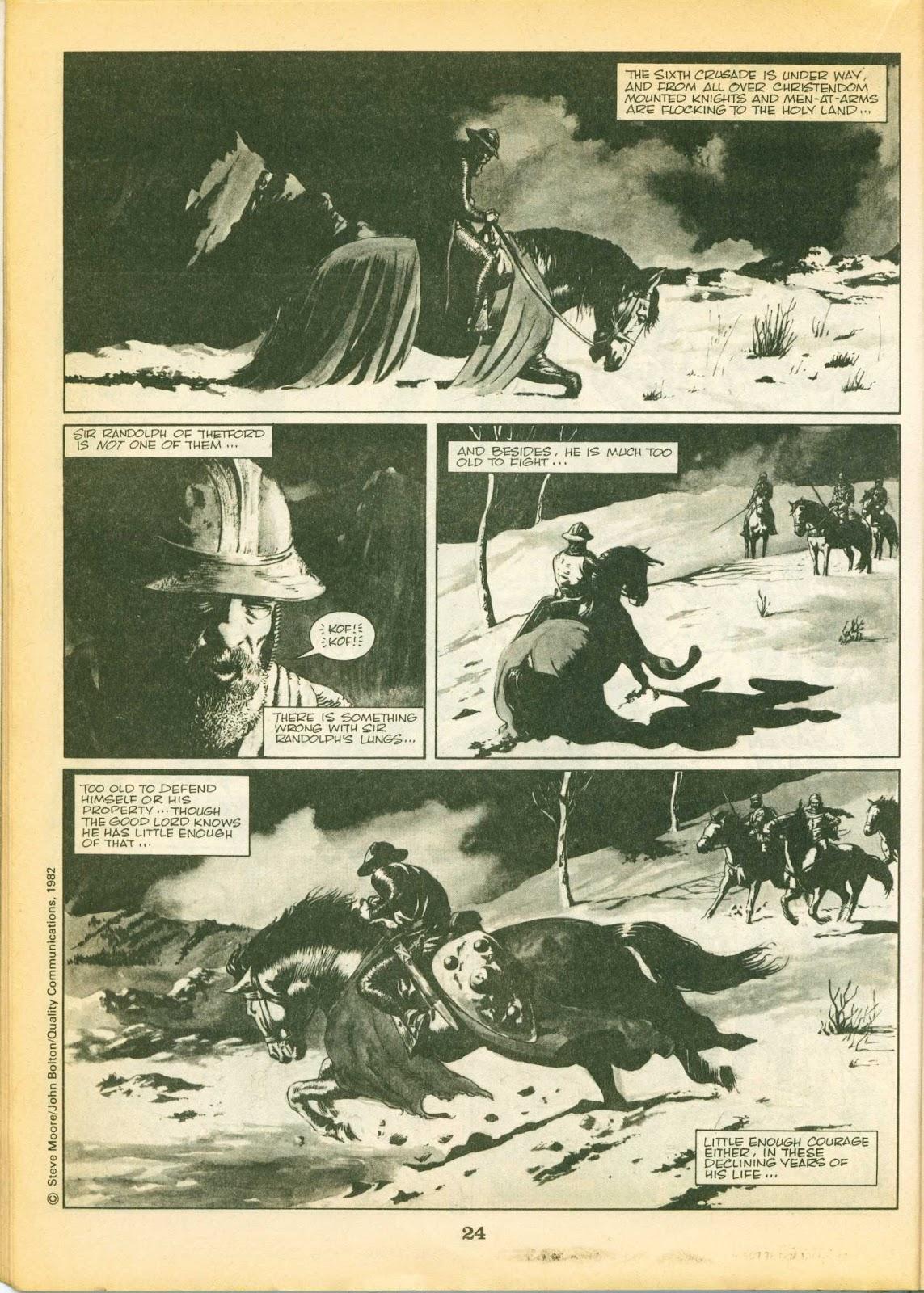 Warrior Issue #1 #2 - English 24