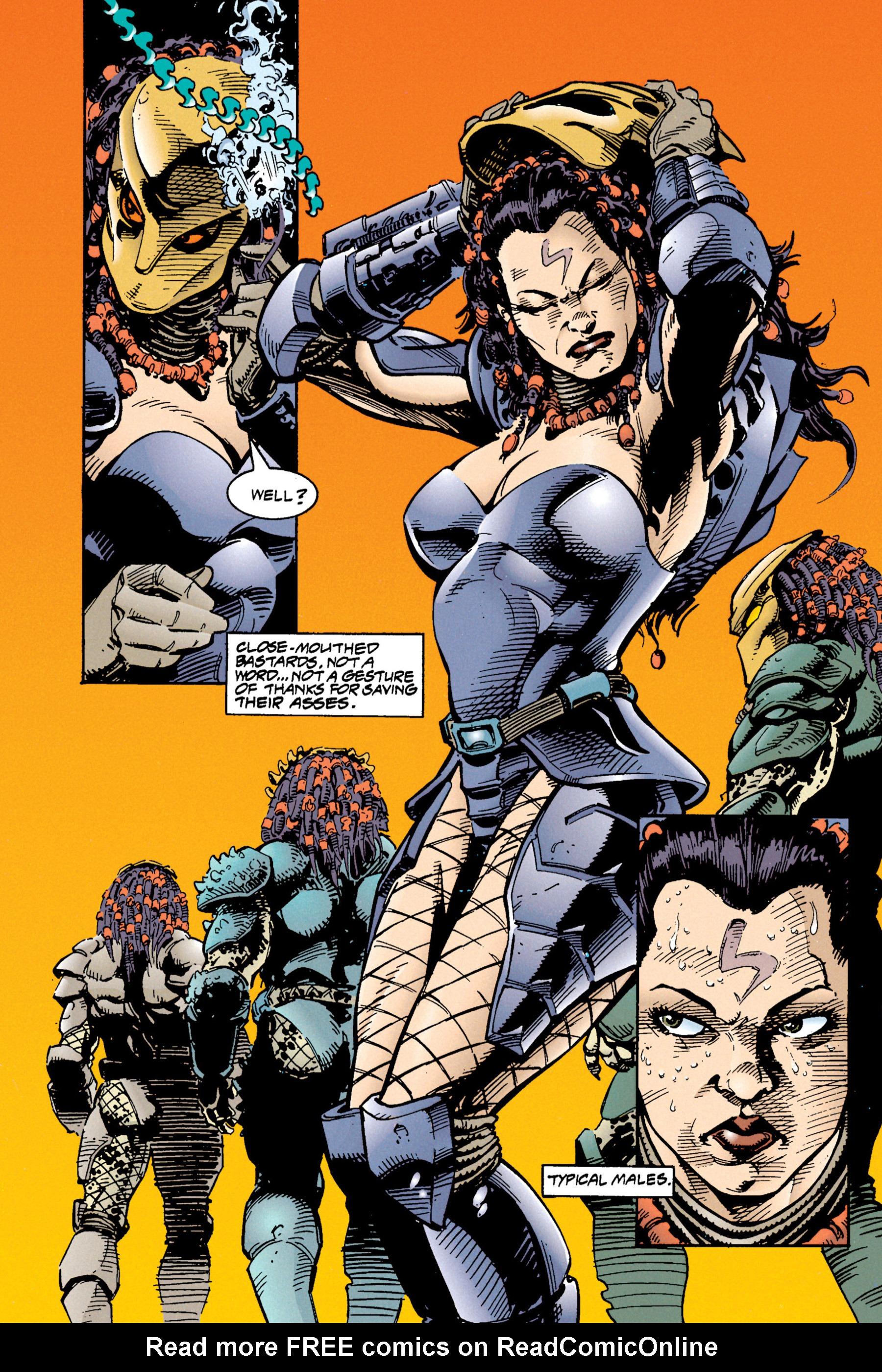 Read online Aliens vs. Predator Omnibus comic -  Issue # _TPB 1 Part 3 - 39