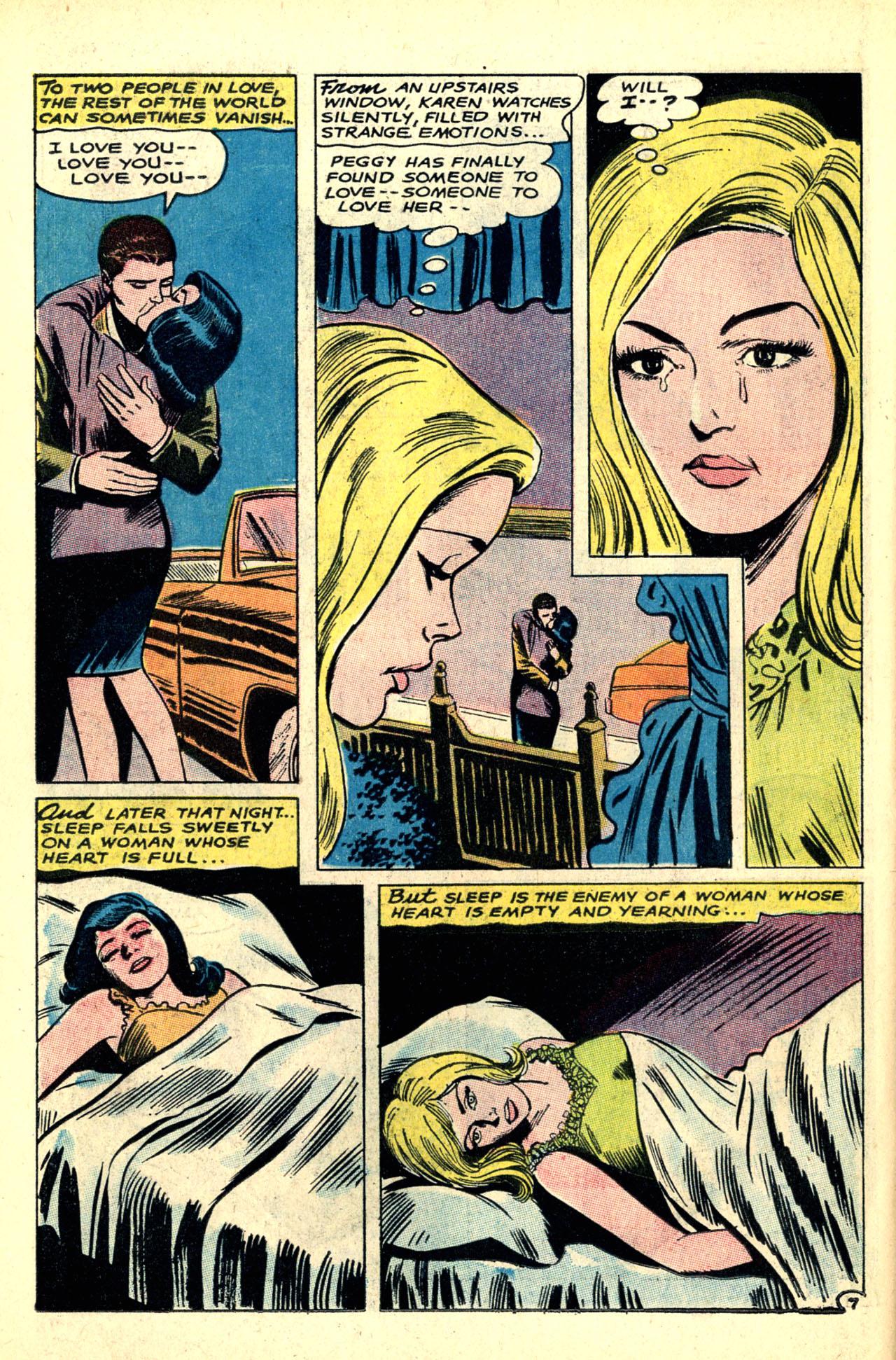 Read online Secret Hearts comic -  Issue #121 - 26