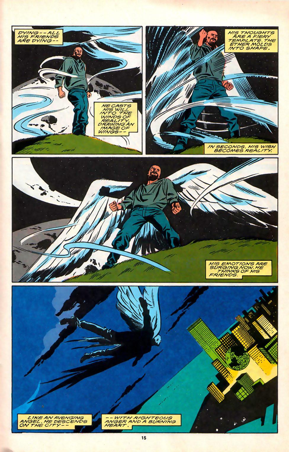 Read online Alpha Flight (1983) comic -  Issue #75 - 13