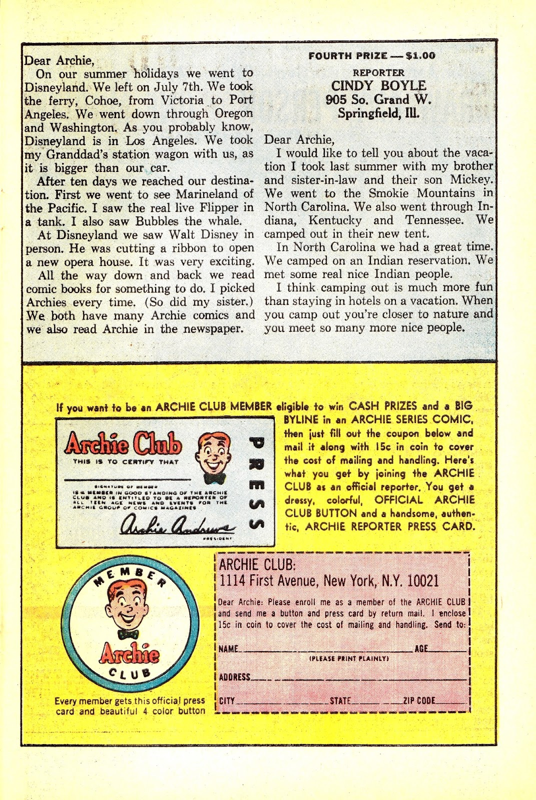 Read online Archie (1960) comic -  Issue #165 - 27