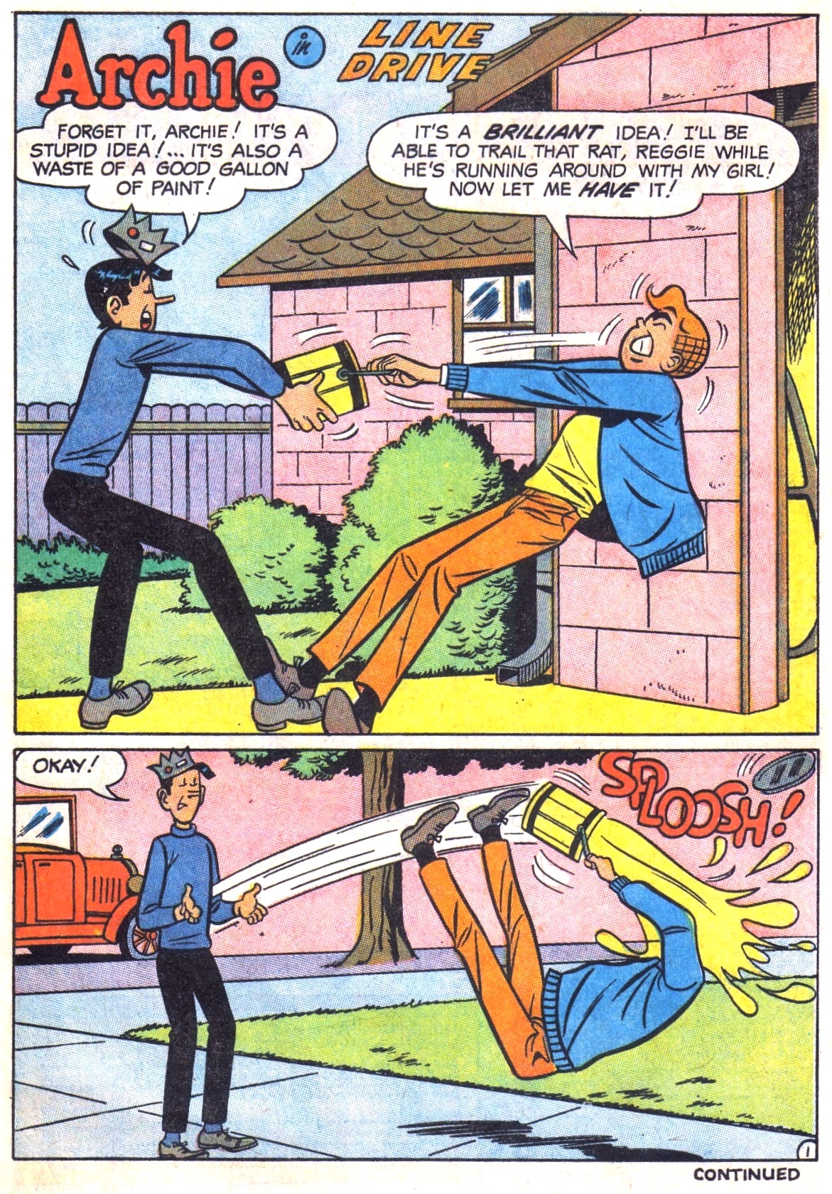 Read online Archie (1960) comic -  Issue #179 - 27