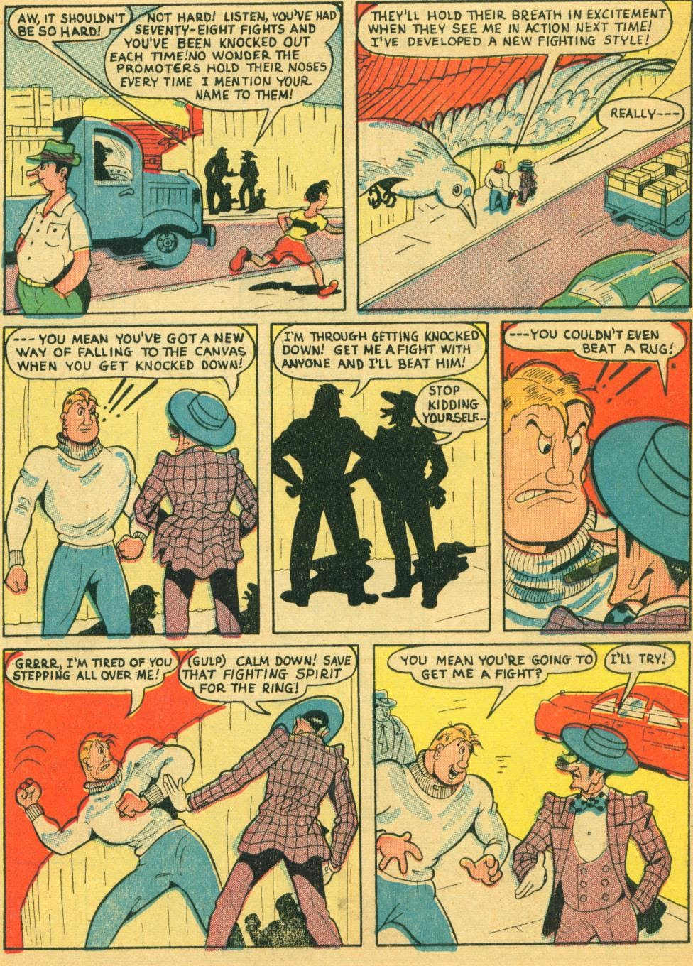 Captain Marvel, Jr. issue 82 - Page 13