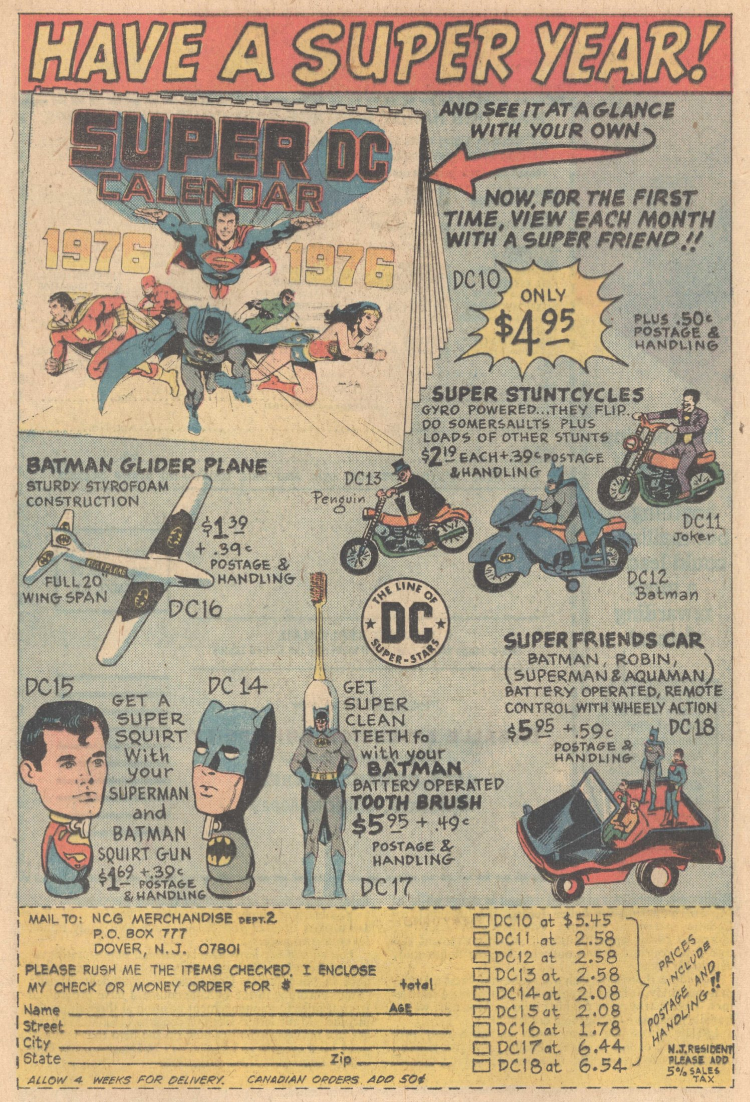 Read online Action Comics (1938) comic -  Issue #457 - 24