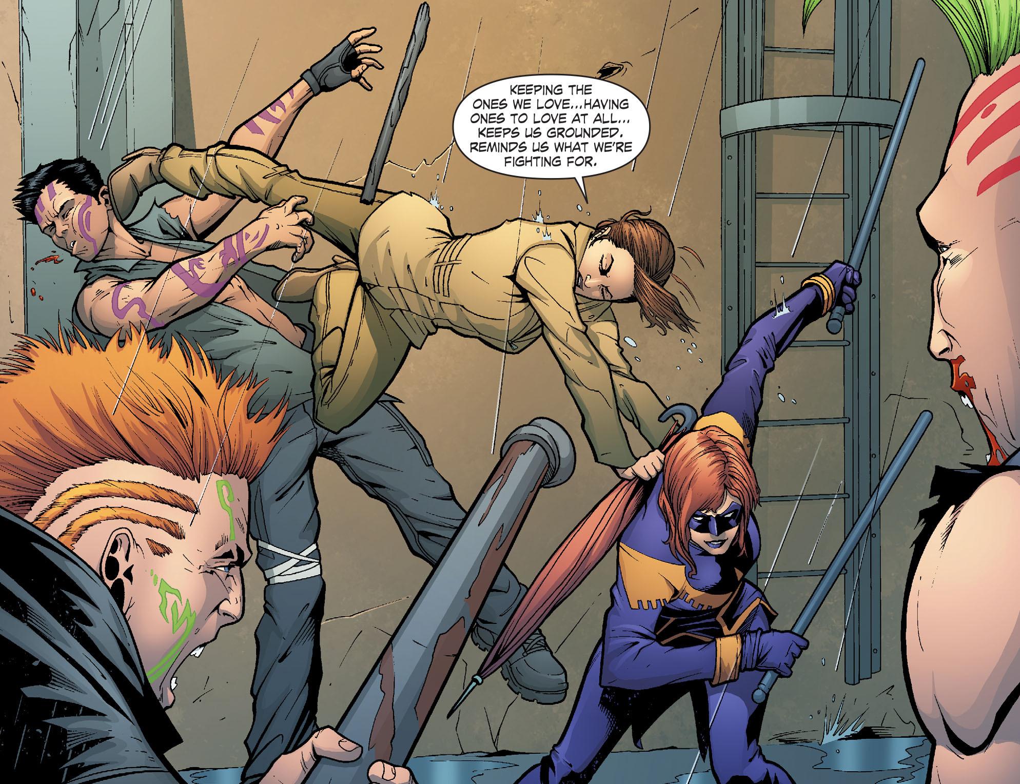 Read online Smallville: Alien comic -  Issue #8 - 9