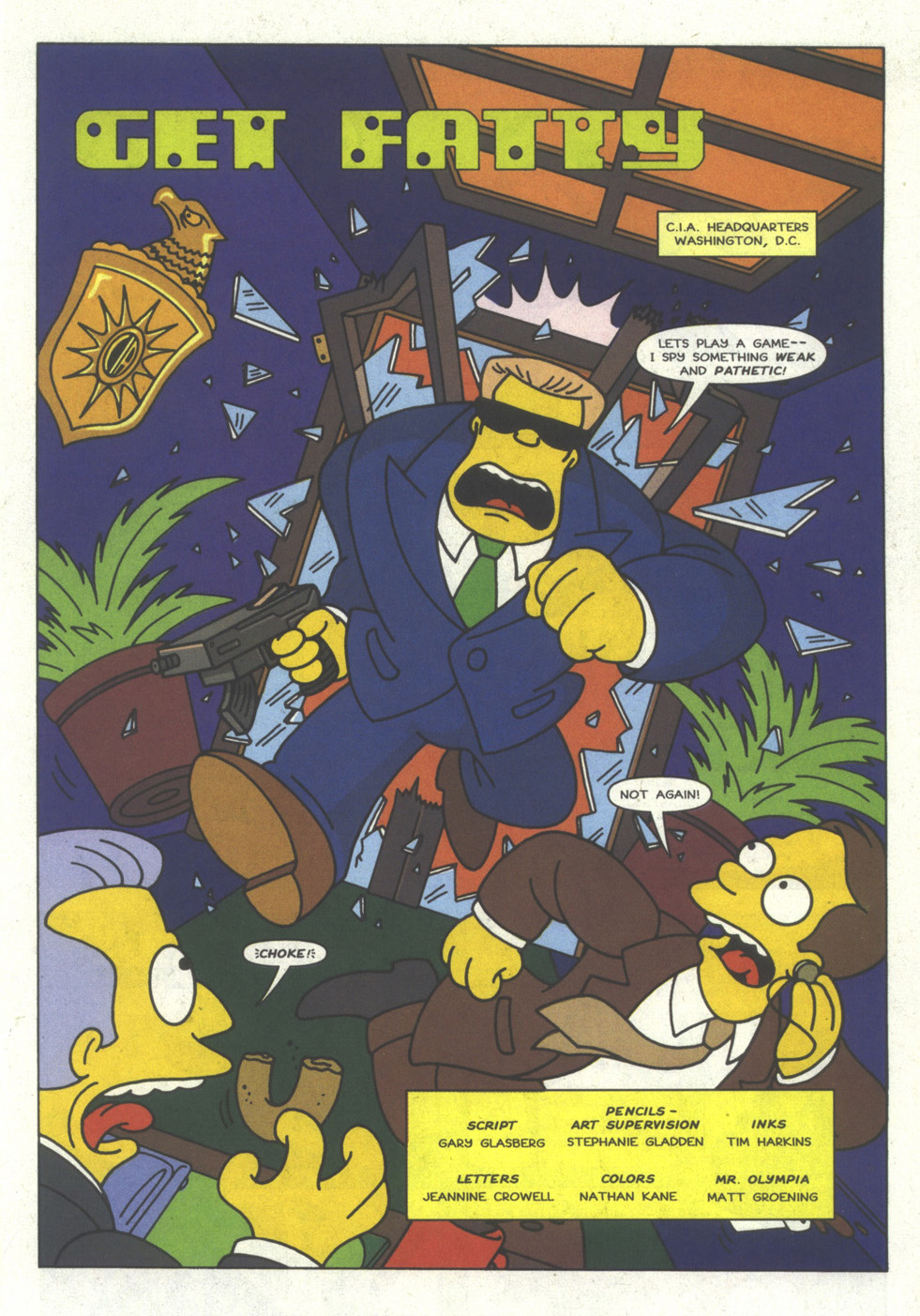 Read online Simpsons Comics comic -  Issue #18 - 2