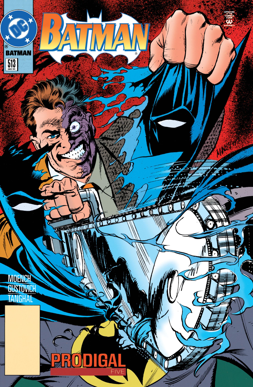 Batman (1940) 513 Page 1