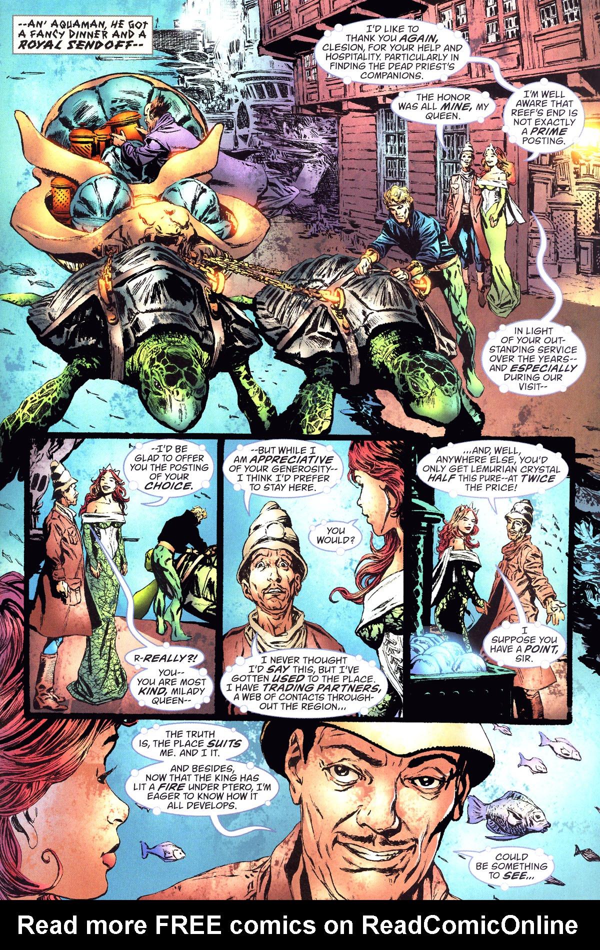 Read online Aquaman: Sword of Atlantis comic -  Issue #47 - 20