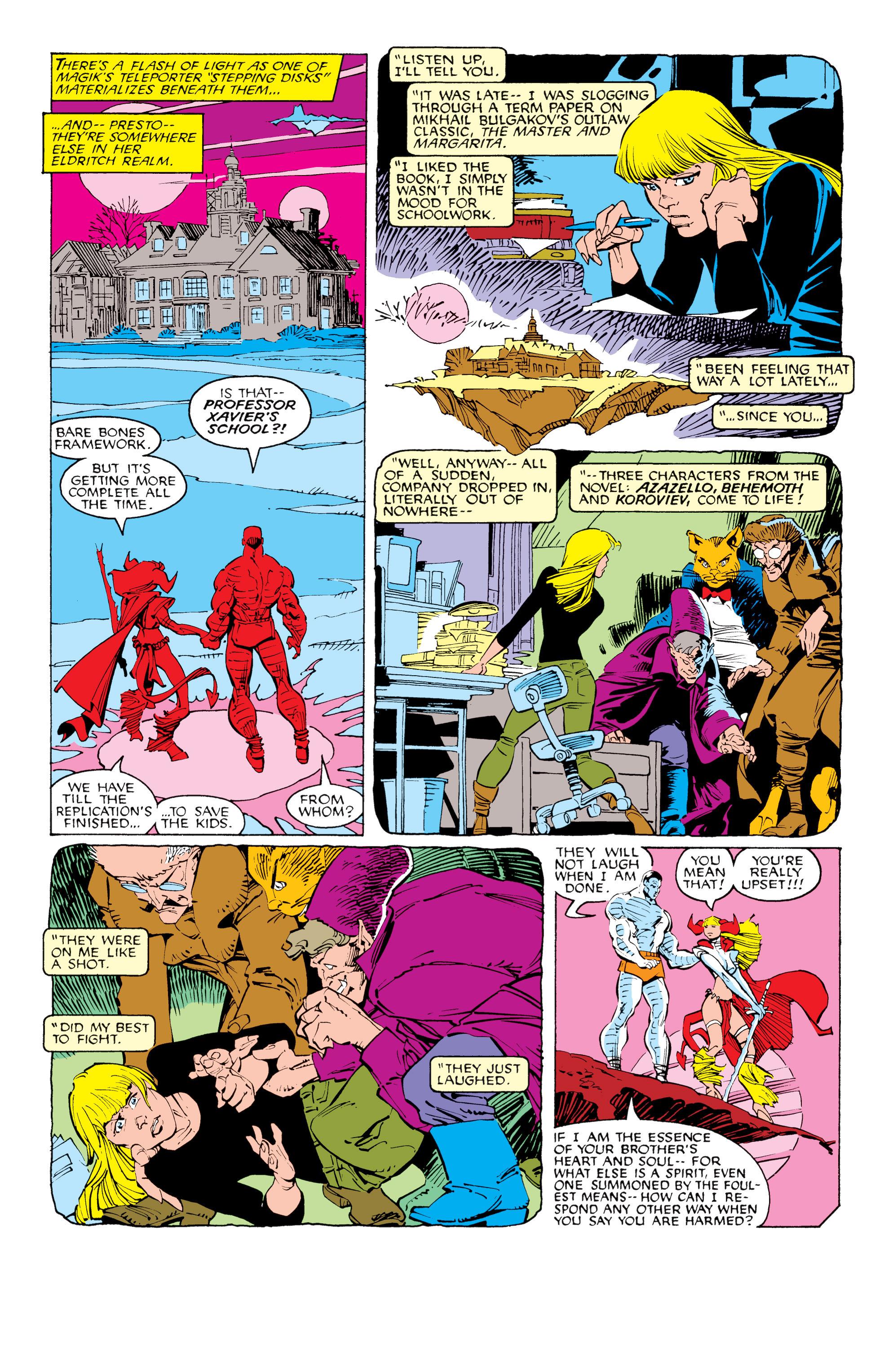 Read online Uncanny X-Men (1963) comic -  Issue #231 - 14