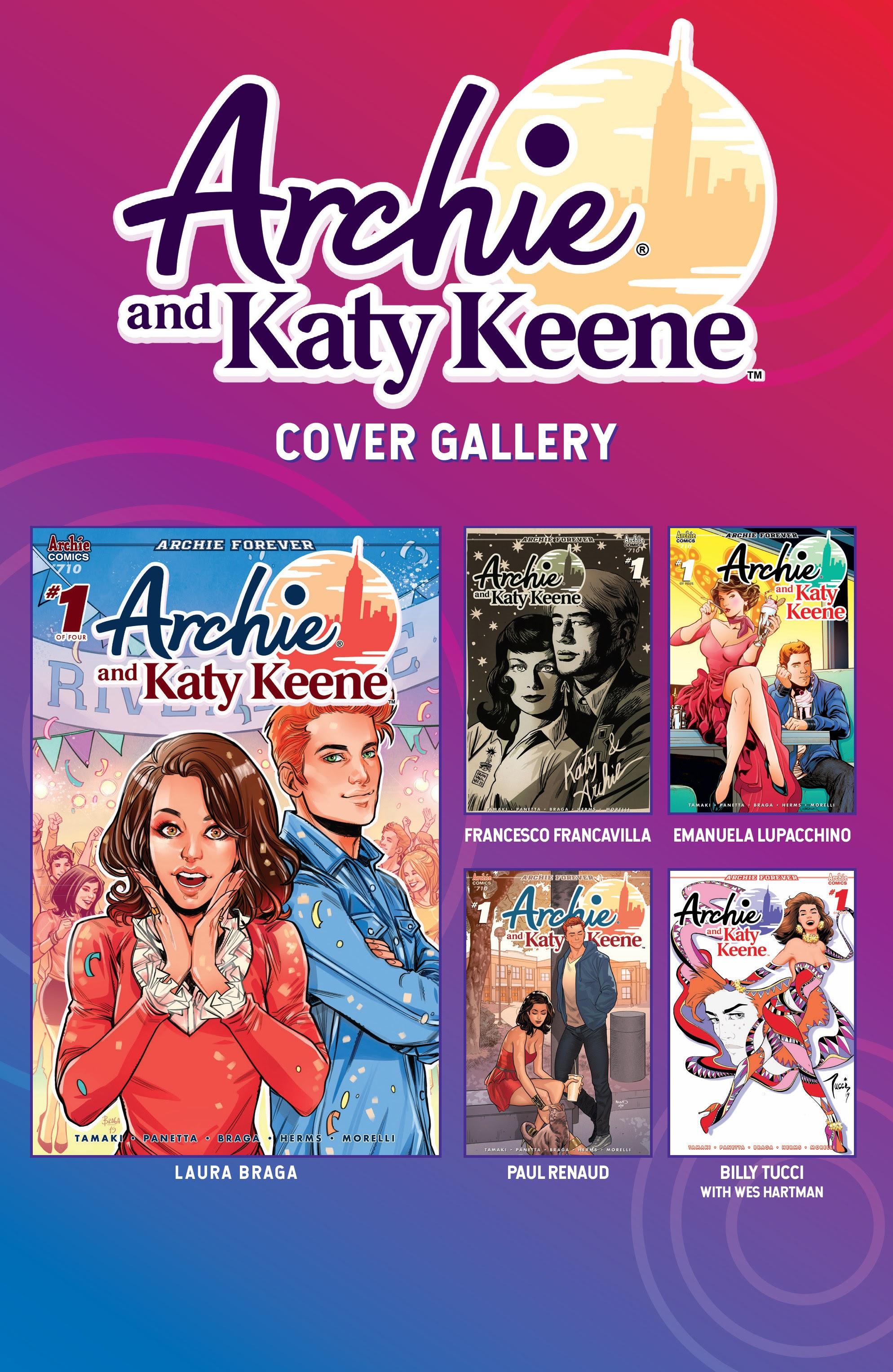 Archie (2015) #710 #44 - English 23